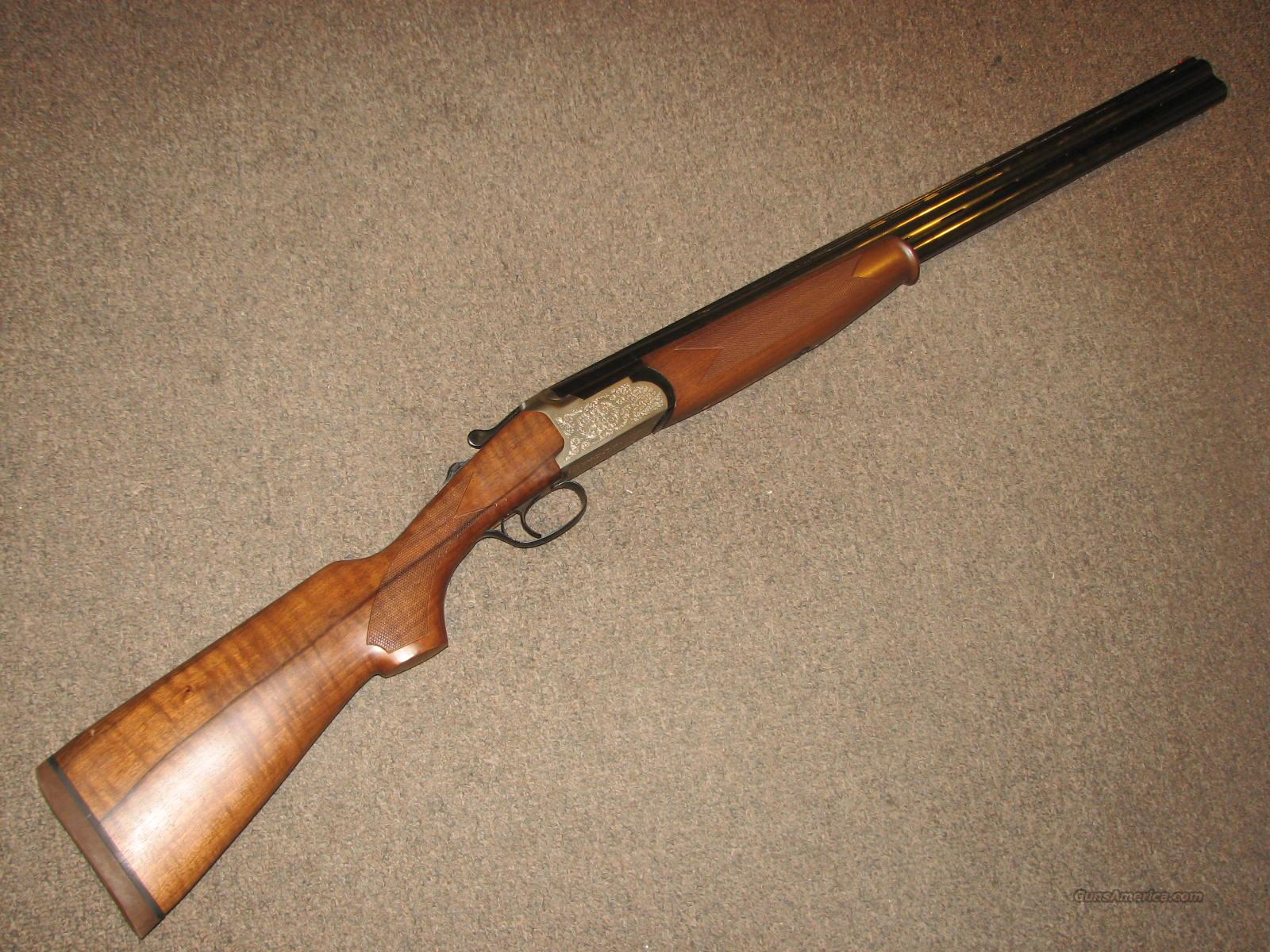 LANBER (SPAIN) 105 OVER/UNDER SHOTGUN 12 GA  Guns > Shotguns > L Misc Shotguns