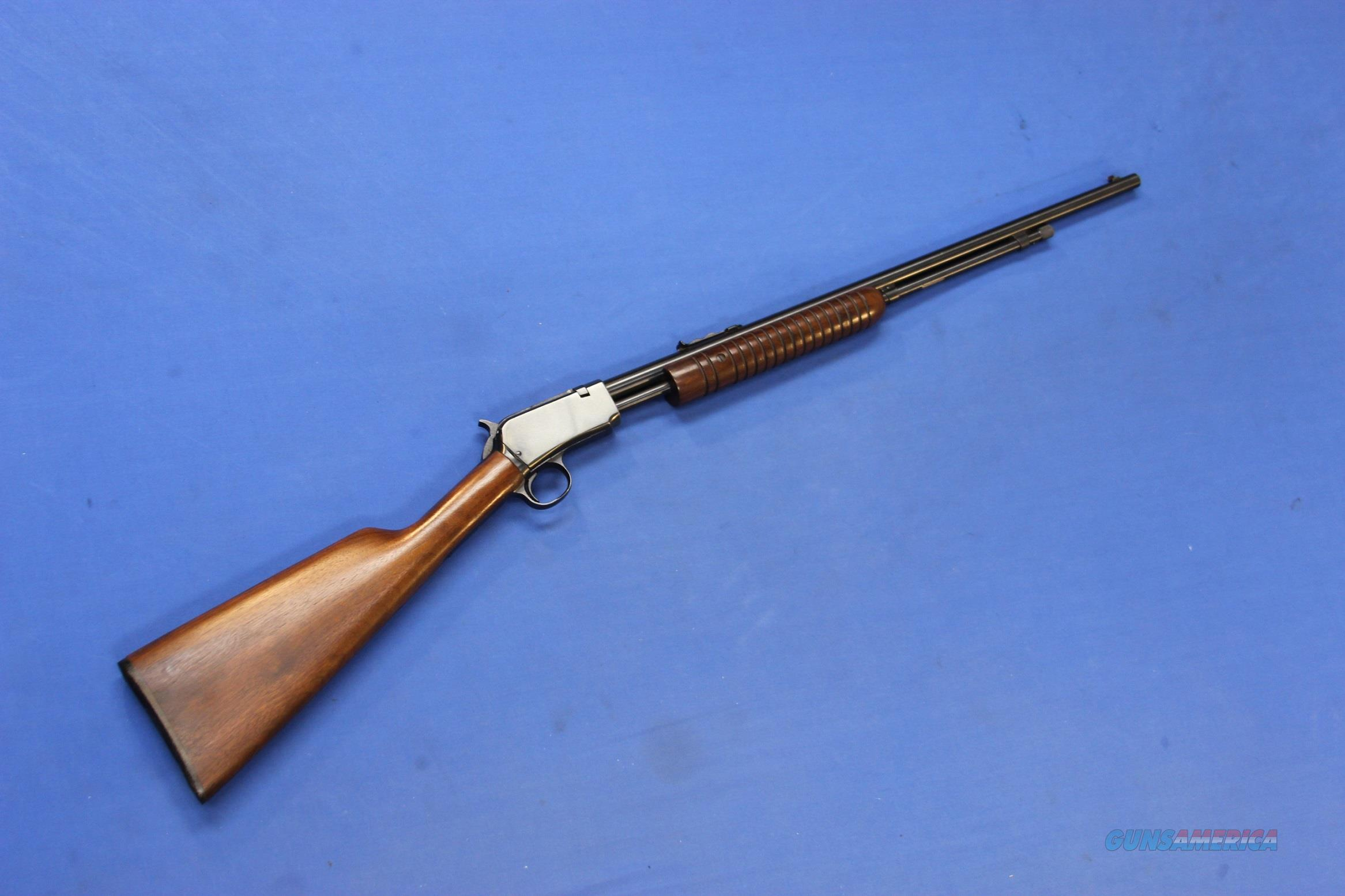 WINCHESTER 62A PUMP ACTION .22 LR - VERY NICE   Guns > Rifles > Winchester Rifles - Modern Pump