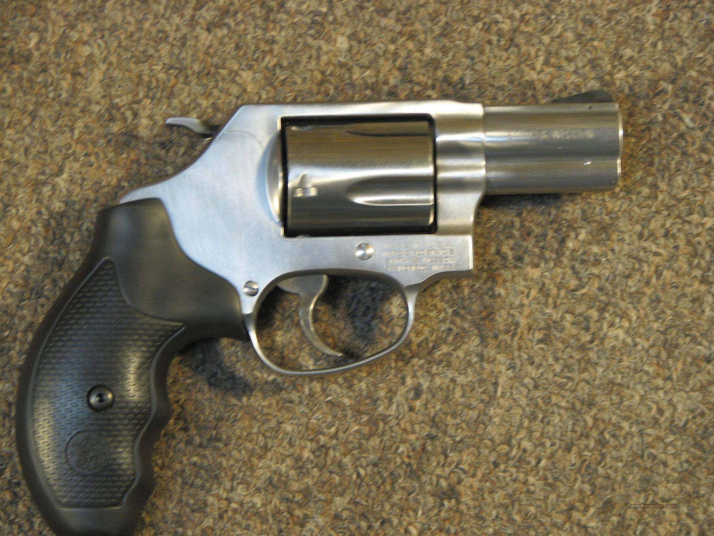SMITH & WESSON MODEL 60 STAINLESS .357 MAG - NEW!!  Guns > Pistols > Smith & Wesson Revolvers > Pocket Pistols