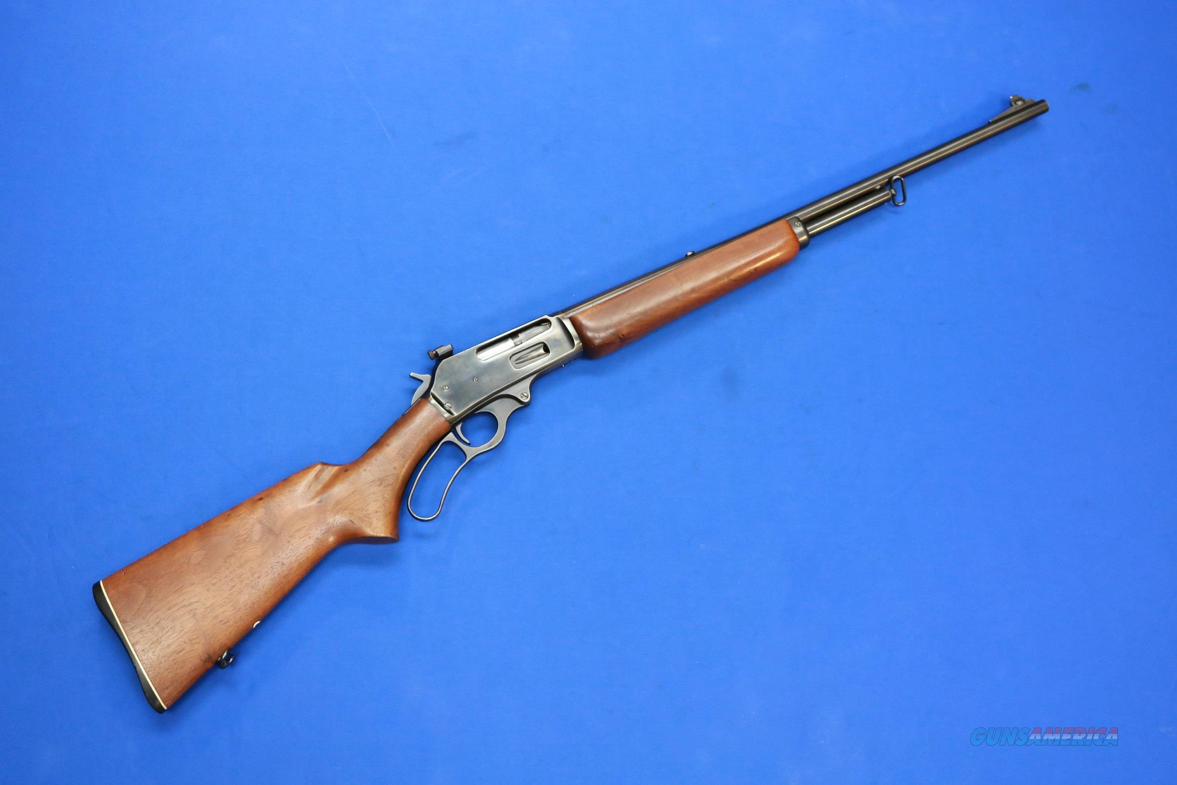 MARLIN 336A RIFLE .35 REM w/WILLIAMS SIGHT - 1950  Guns > Rifles > Marlin Rifles > Modern > Lever Action