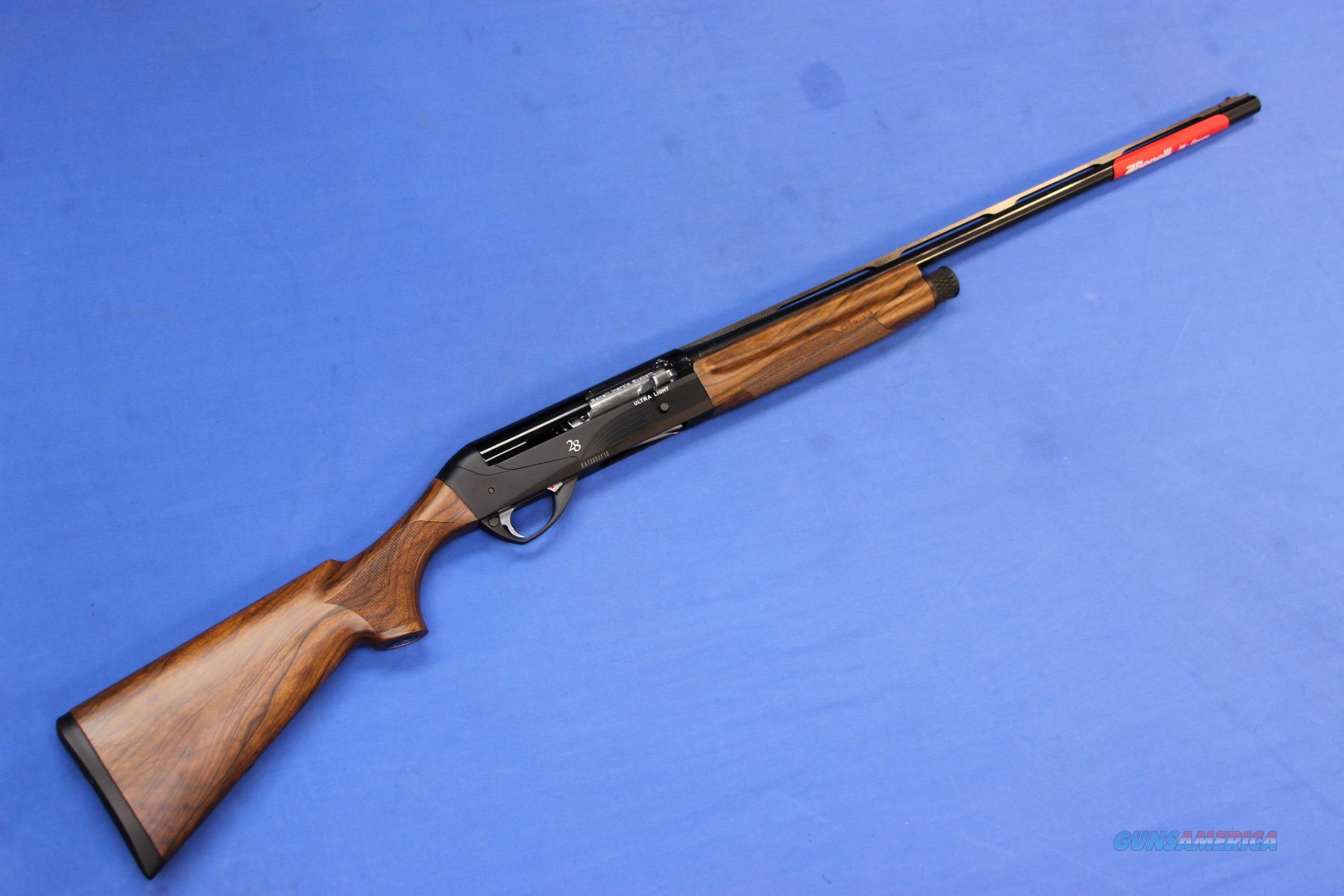 "BENELLI ULTRA LIGHT 28 GAUGE 26"" - NEW!  Guns > Shotguns > Benelli Shotguns > Sporting"