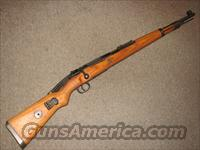 MAUSER BCD Model 98 1943 7.62 CALIBER  Guns > Rifles > Mauser Rifles > German