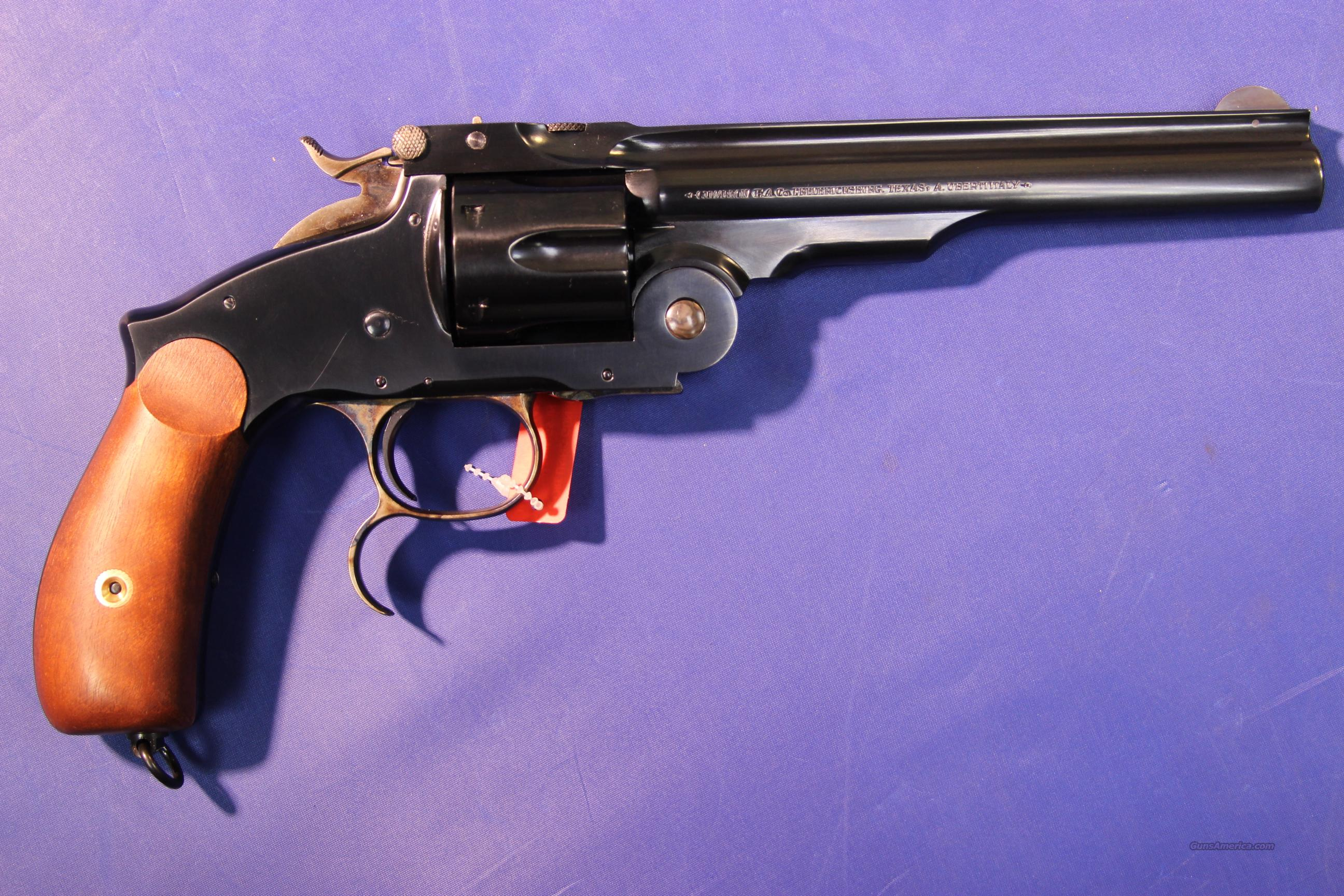 "CIMARRON MODEL 3 RUSSIAN .45 LC 6.5"" – NEW!   Guns > Pistols > Cimmaron Pistols"