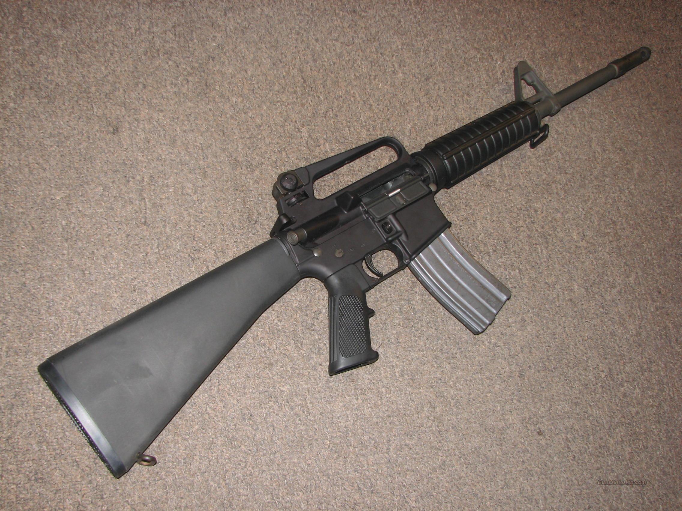 BUSHMASTER XM15-E2S AR=15 .223 REM (5.56 NATO) For Sale
