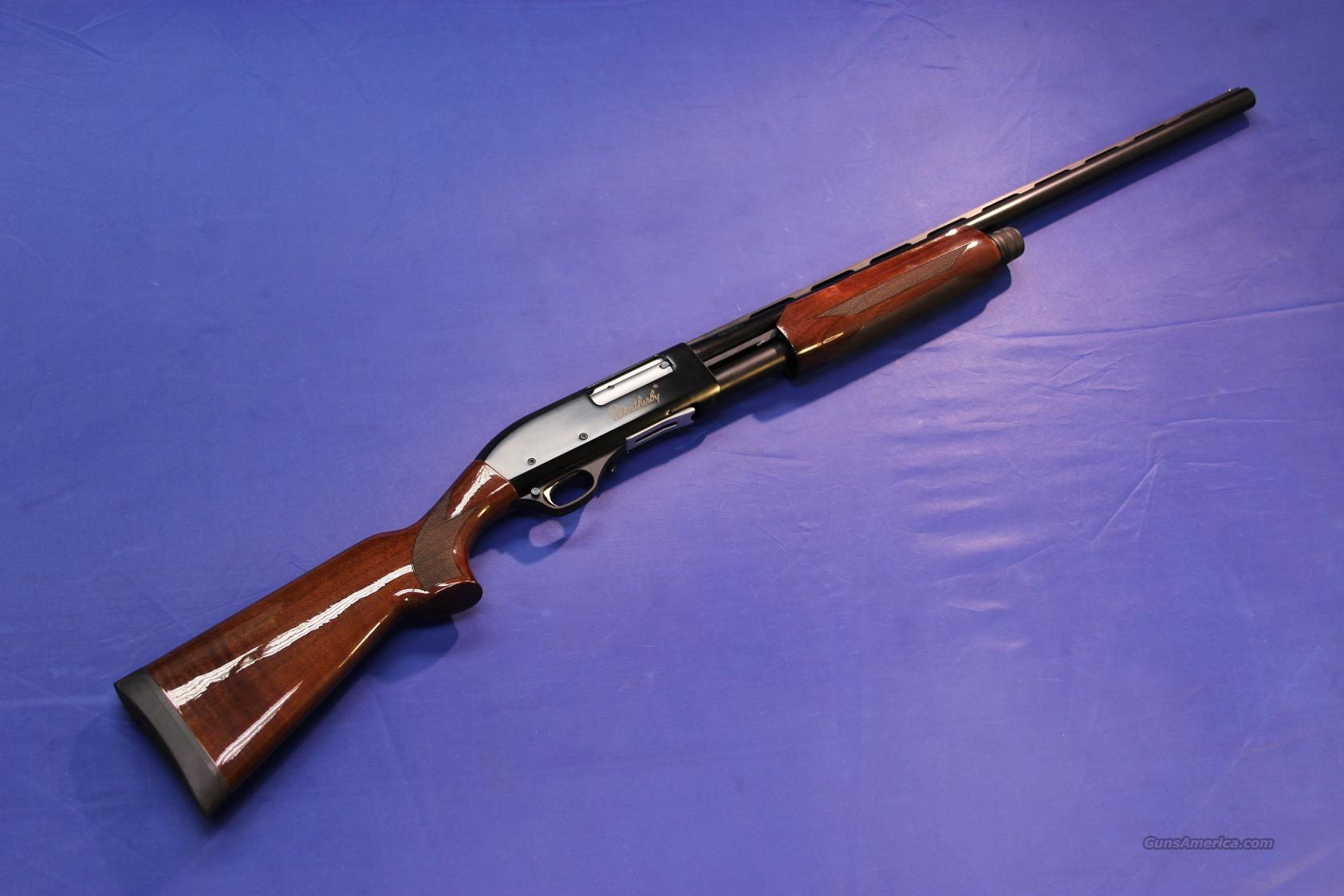 Sold Weatherby Pa 08 Upland 12 Ga For Sale