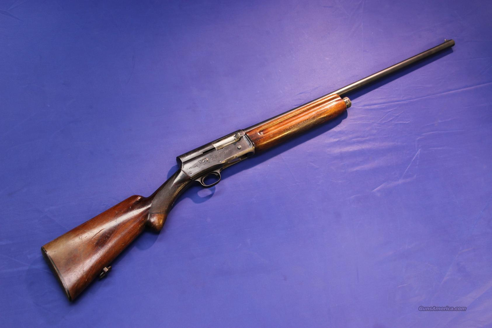 BROWNING A-5 16 GA  Guns > Shotguns > Browning Shotguns > Single Barrel