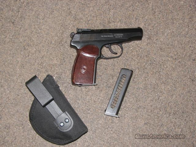 IMEZ (BIG BEAR ARMS) RUSSIAN MAKAROV 9mm MAKAROV  Guns > Pistols > Military Misc. Pistols Non-US