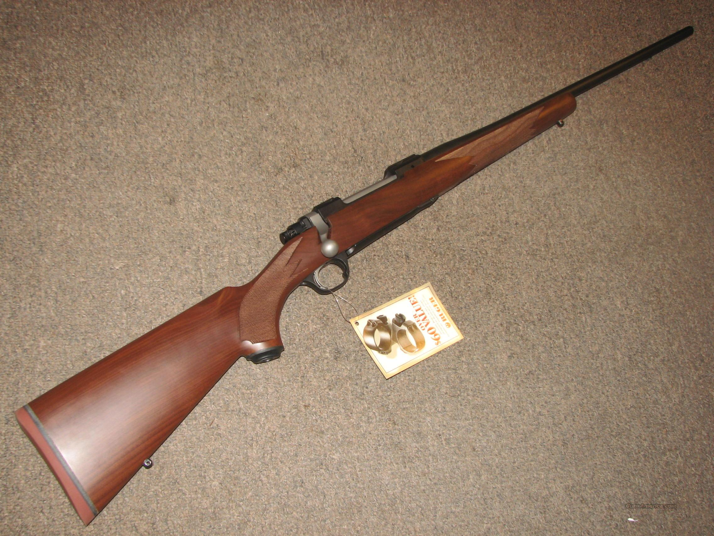 RUGER 77 HAWKEYE .30-06 - NEW!  Guns > Rifles > Ruger Rifles > Model 77