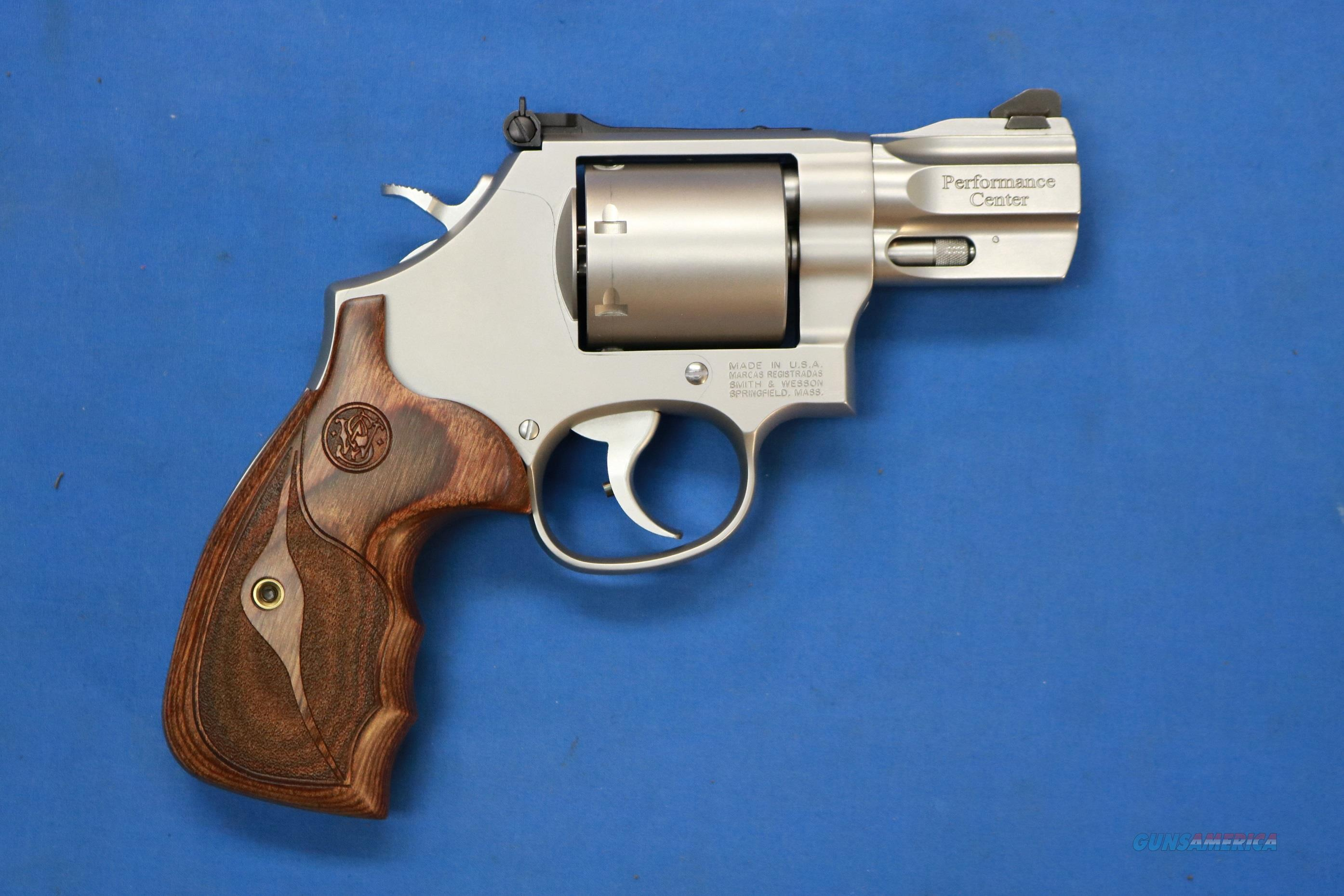 SMITH & WESSON 686 PERFORMANCE CENTER .357 MAG x 7  Guns > Pistols > Smith & Wesson Revolvers > Med. Frame ( K/L )