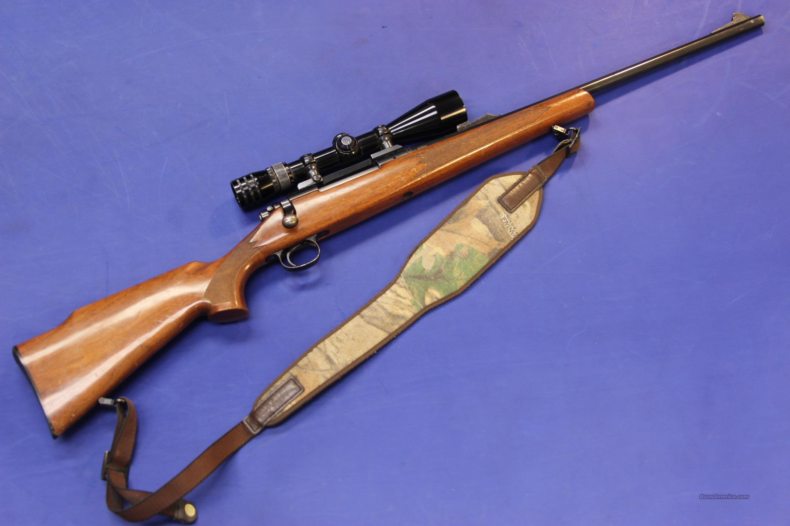 REMINGTON 700 ADL .270 WIN. w/ REDFIELD 3-9x40mm SCOPE  Guns > Rifles > Remington Rifles - Modern > Model 700 > Sporting