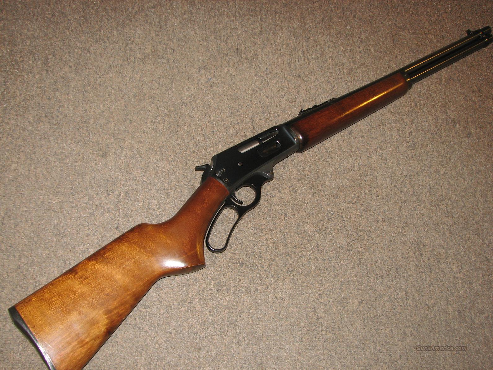 MARLIN 30 AS .30-30 WIN  Guns > Rifles > Marlin Rifles > Modern > Lever Action