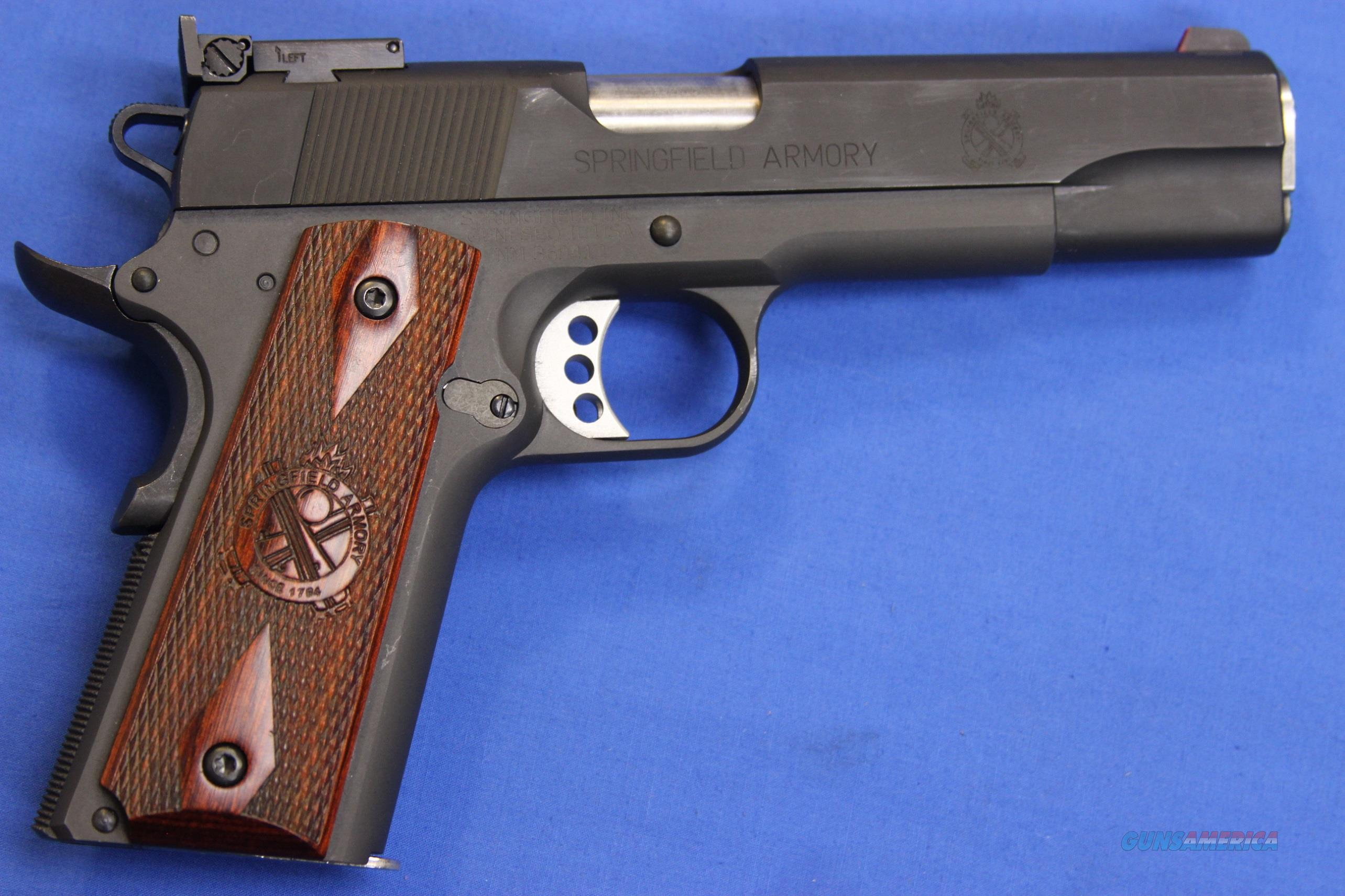 springfield armory 1911 a1 review