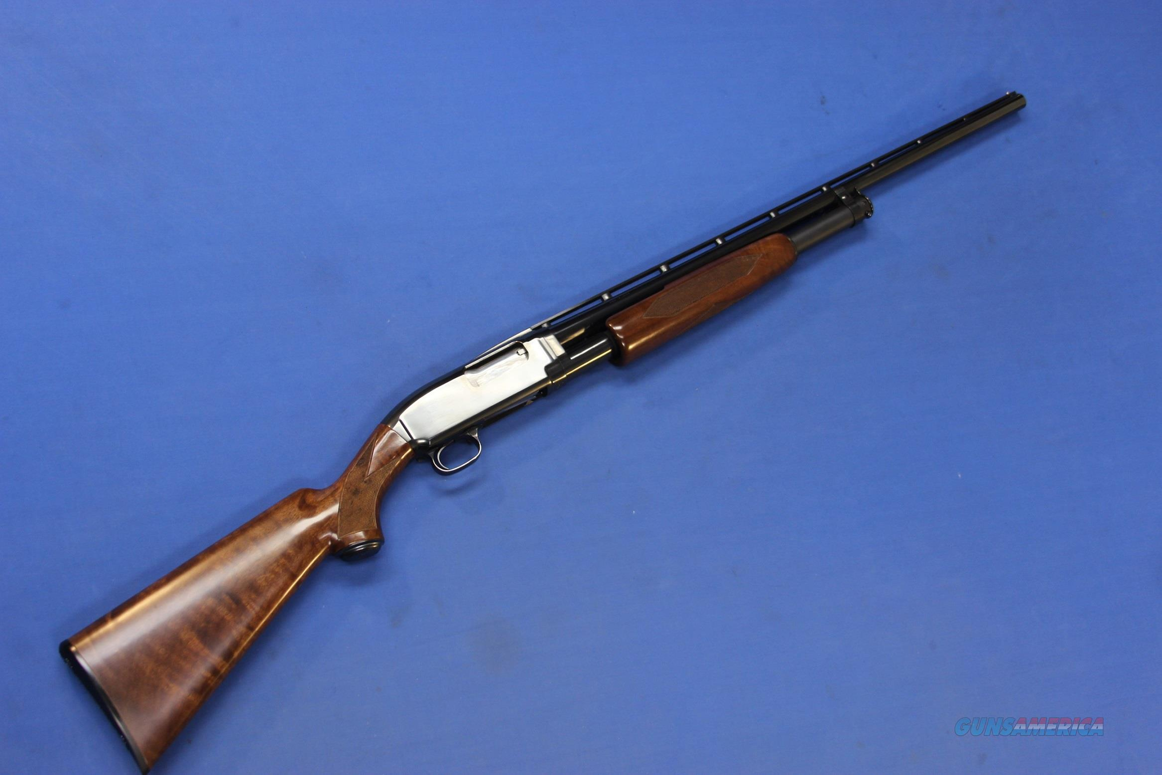 BROWNING MODEL 12 LIMITED EDITION PUMP 20 GAUGE  Guns > Shotguns > Browning Shotguns > Pump Action > Hunting