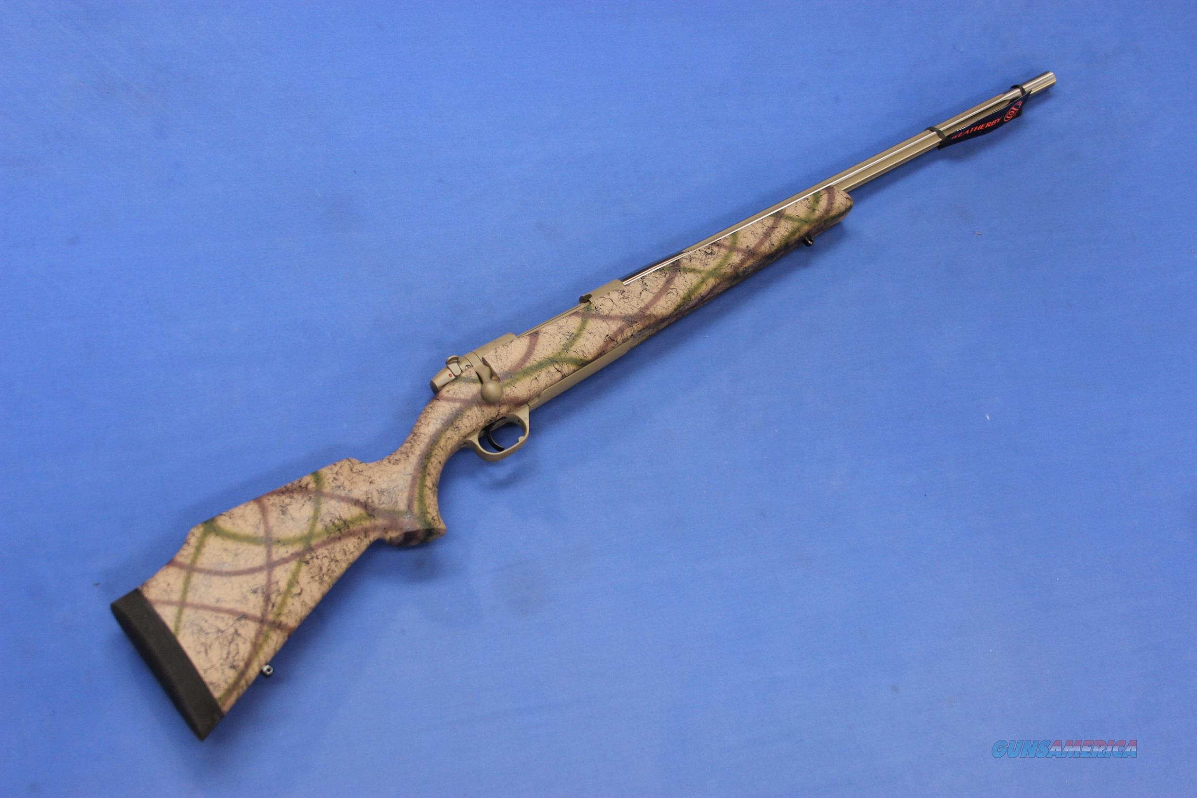 WEATHERBY MARK V TERRAMARK .30-06 SPRNGFLD - NEW!  Guns > Rifles > Weatherby Rifles > Sporting