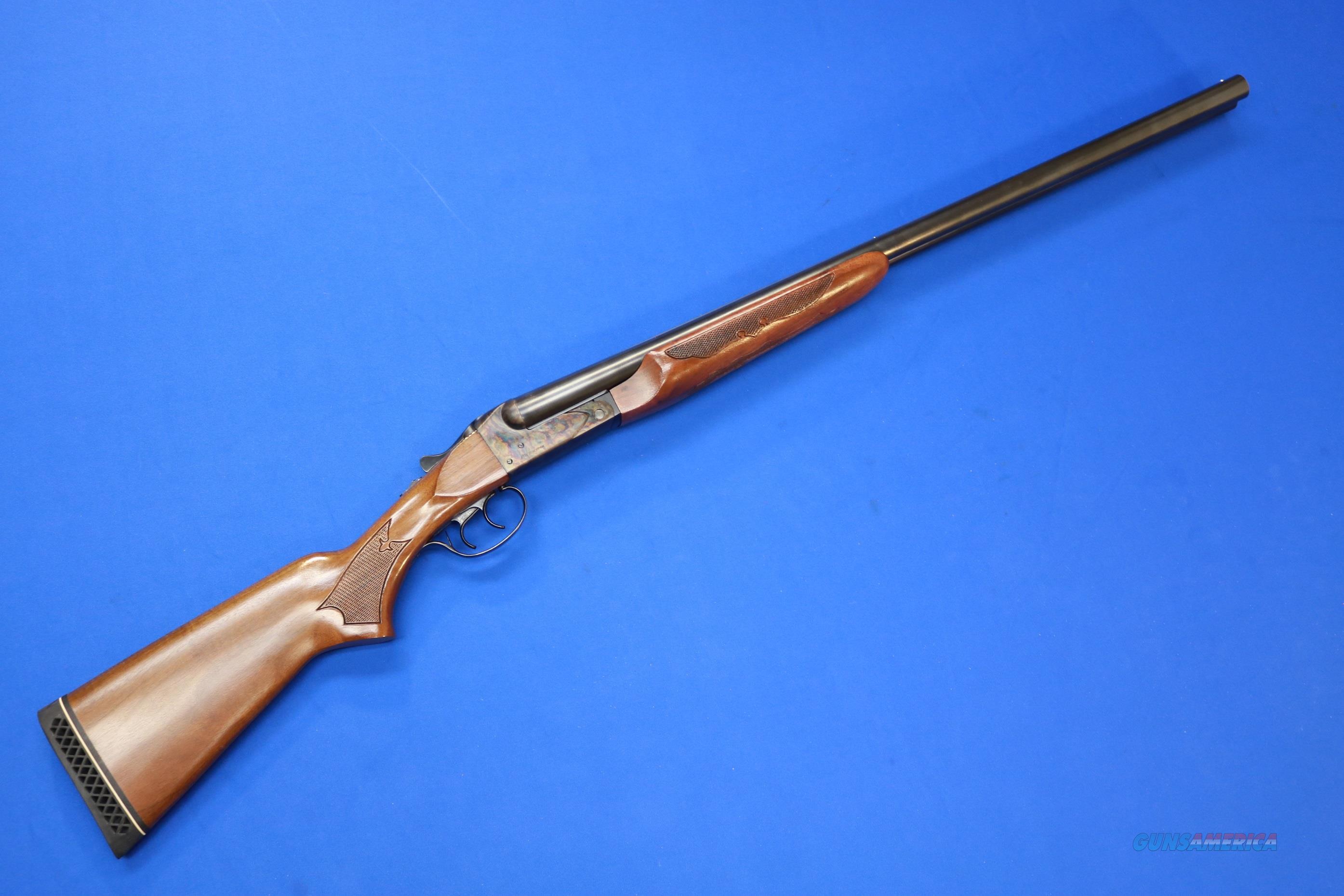"SAVAGE FOX MODEL B SxS SHOTGUN 12 GA 28""  Guns > Shotguns > Savage Shotguns"