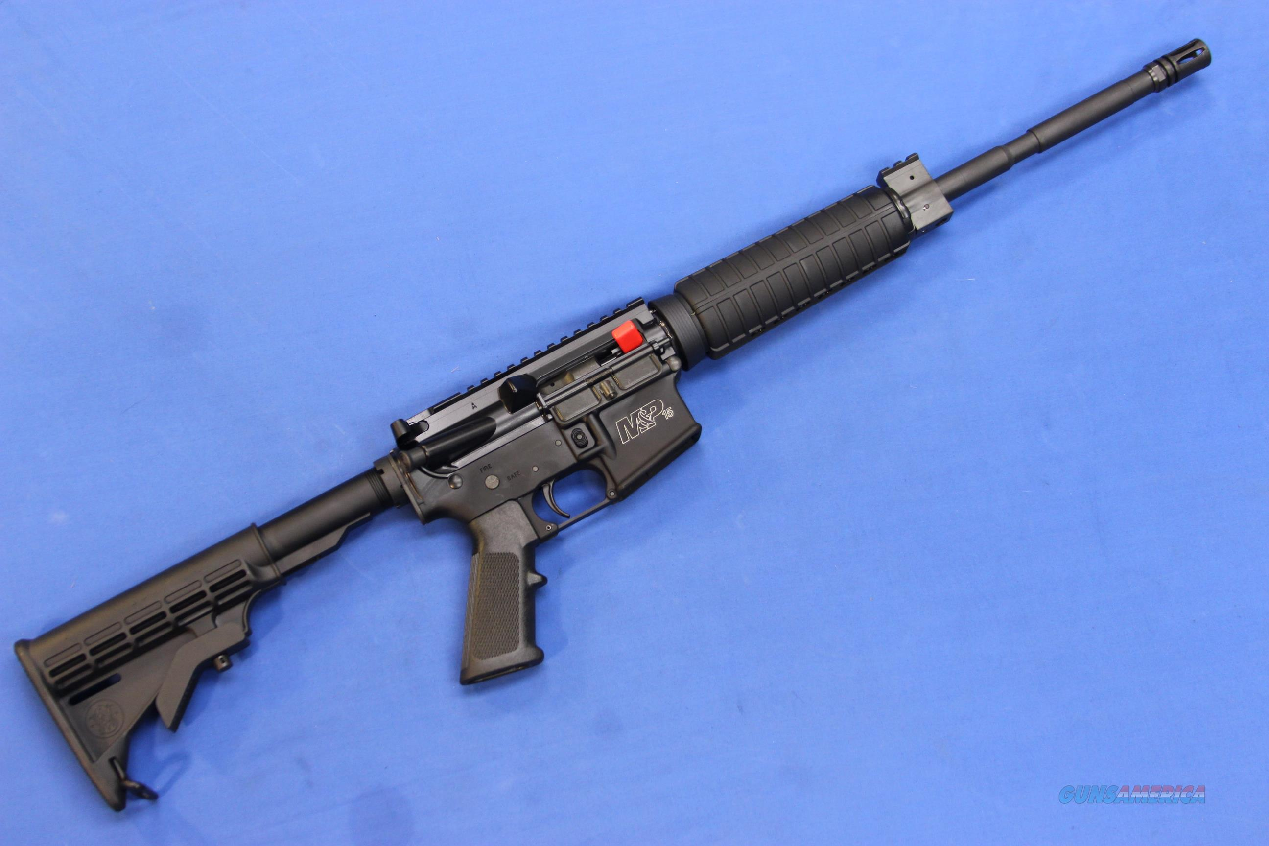 SMITH AND WESSON M&P AR-15 OR CARBINE 5.56mm NATO - NEW!  Guns > Rifles > Smith & Wesson Rifles > M&P