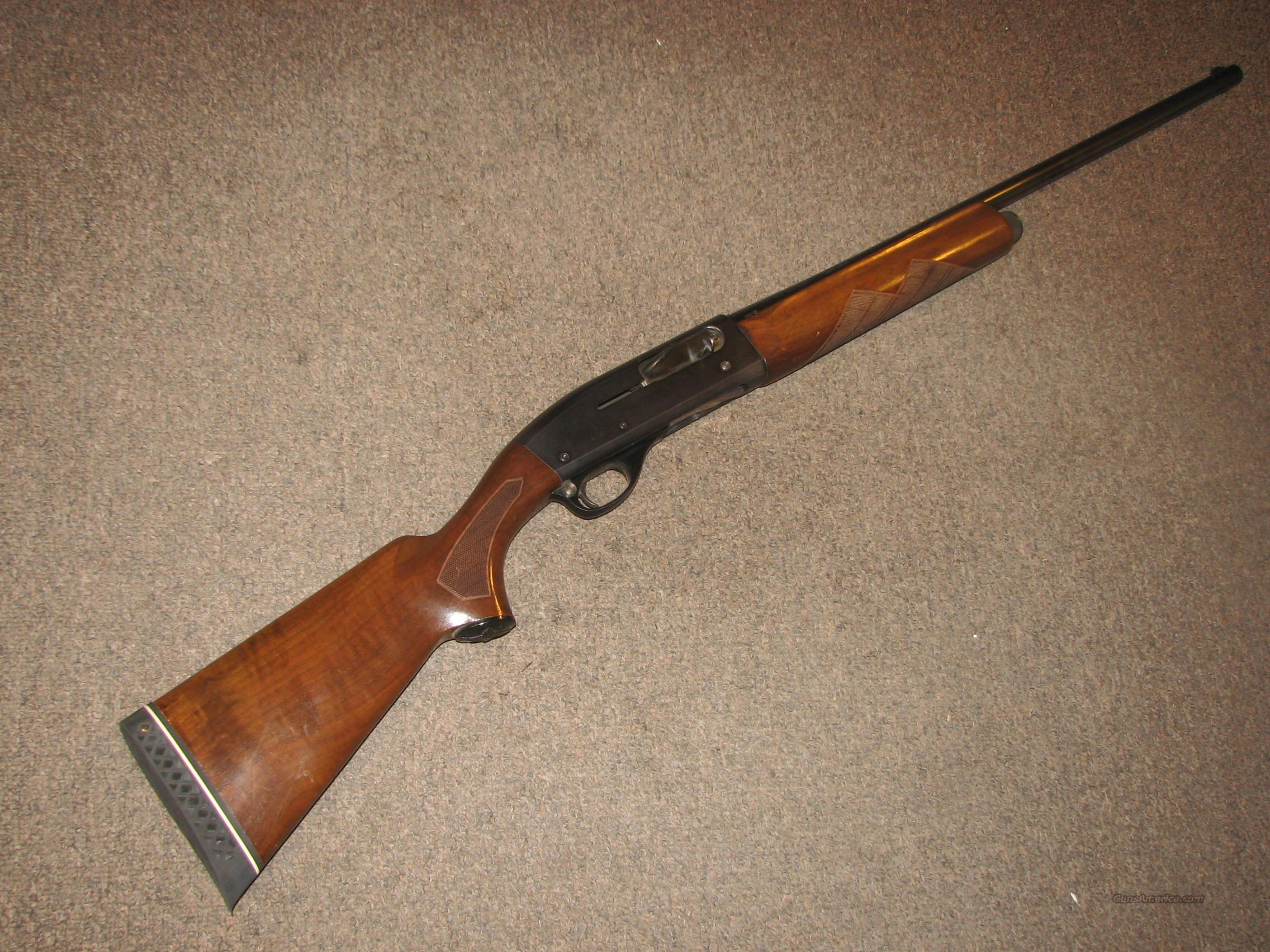 REMINGTON SPORTSMAN 48 16 GA  Guns > Shotguns > Remington Shotguns  > Autoloaders > Hunting