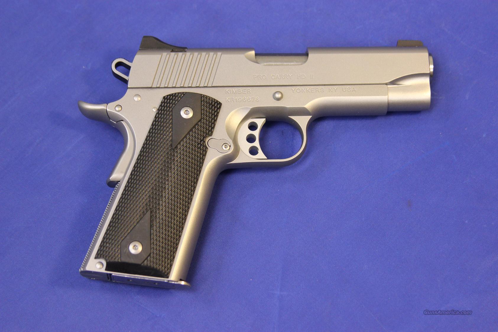 for kimber pistols hd - photo #24
