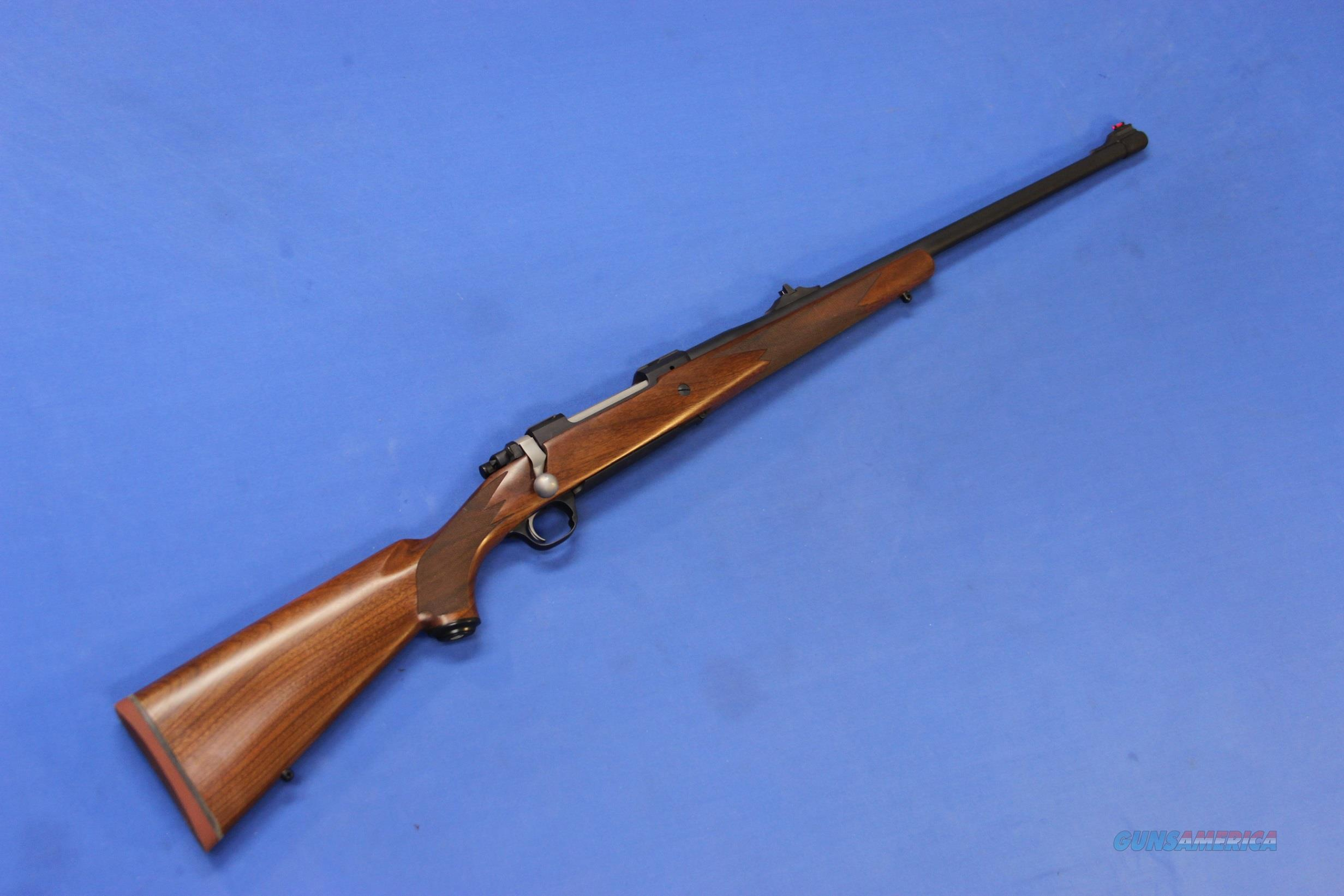 RUGER 77 HAWKEYE .375 RUGER w/EXPRESS SIGHTS  Guns > Rifles > Ruger Rifles > Model 77