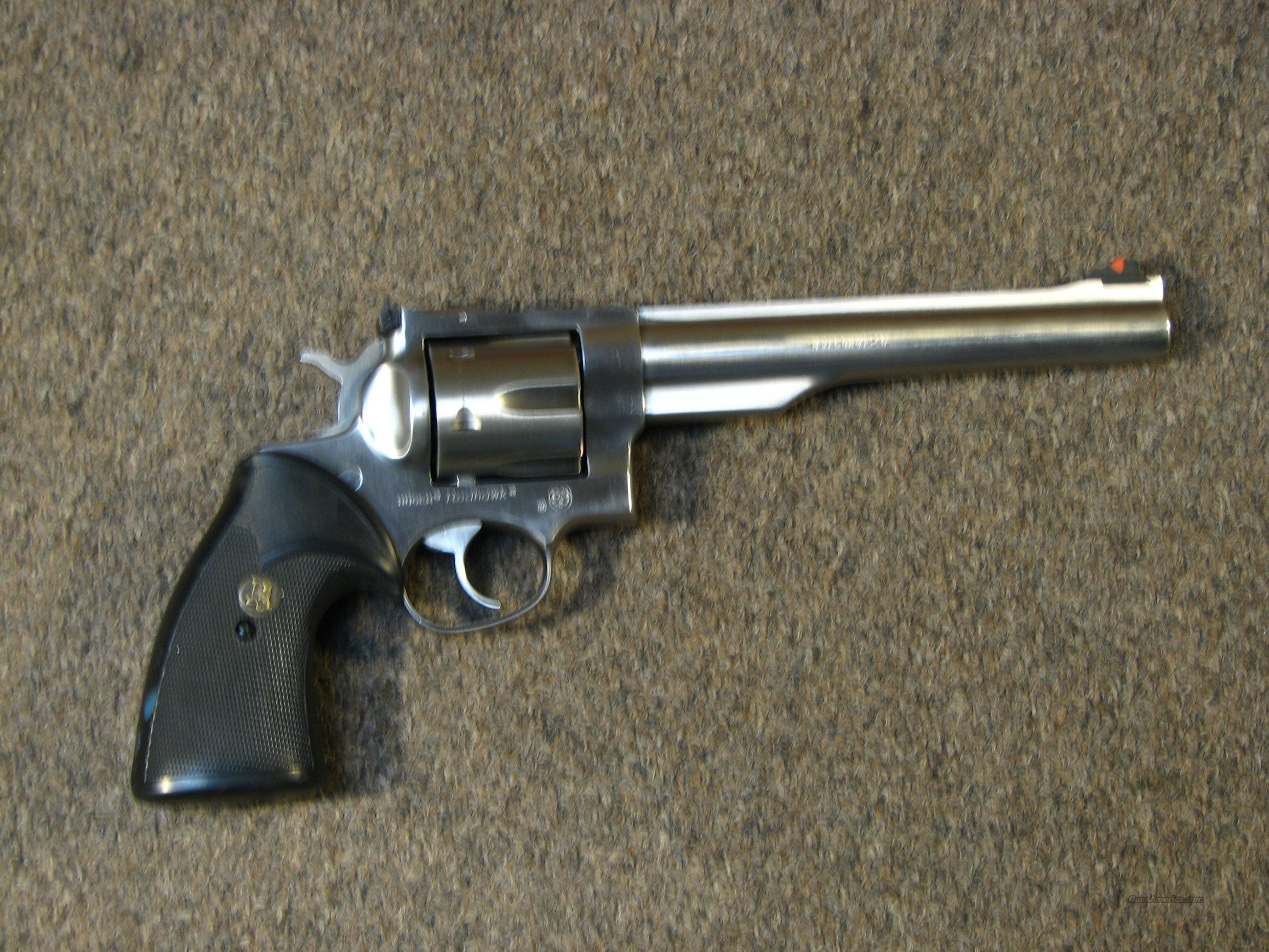 RUGER REDHAWK SS .41 MAGNUM  Guns > Pistols > Ruger Double Action Revolver > Redhawk Type