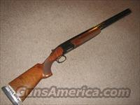 BROWNING CITORI GTI 12 GA  Guns > Shotguns > Browning Shotguns > Over Unders > Citori > Trap/Skeet