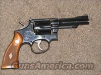 SMITH & WESSON K-38 COMBAT MASTERPIECE .38 SPECIAL  Guns > Pistols > Smith & Wesson Revolvers > Full Frame Revolver