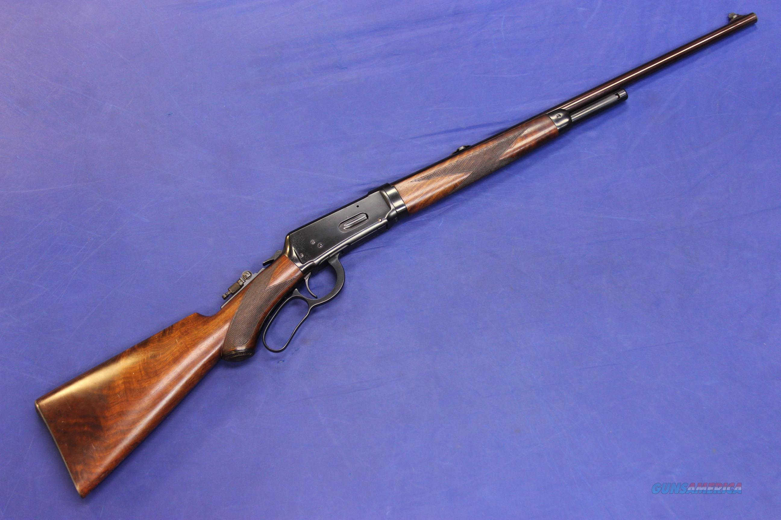 WINCHESTER 1894 DELUXE TAKEDOWN .30 WCF (.30-30 WIN)  Guns > Rifles > Winchester Rifles - Modern Lever > Model 94 > Post-64