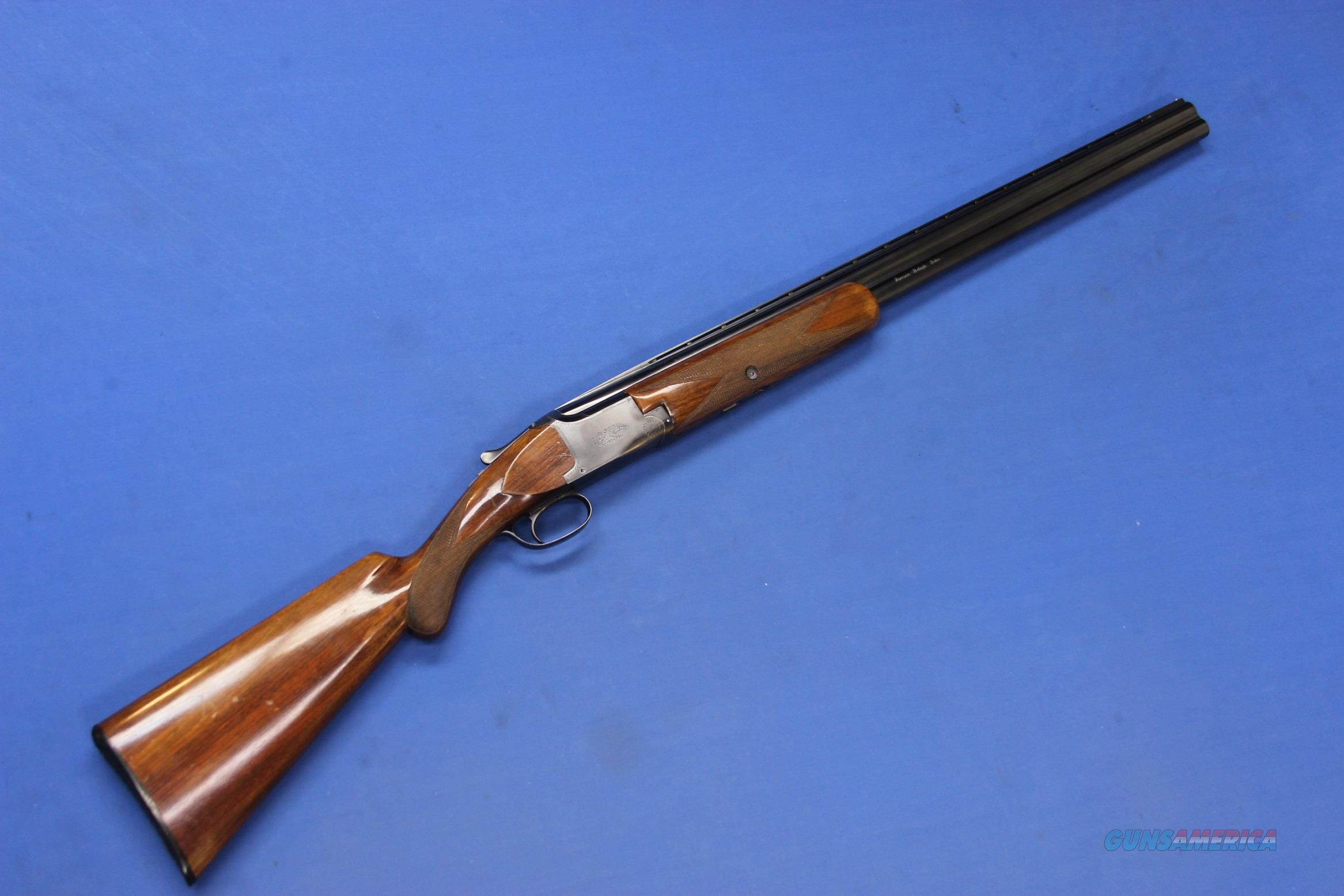 "BROWNING SUPERPOSED 12 GA 28"" IMP/MOD - 1951 Mfg  Guns > Shotguns > Browning Shotguns > Over Unders > Belgian Manufacture"