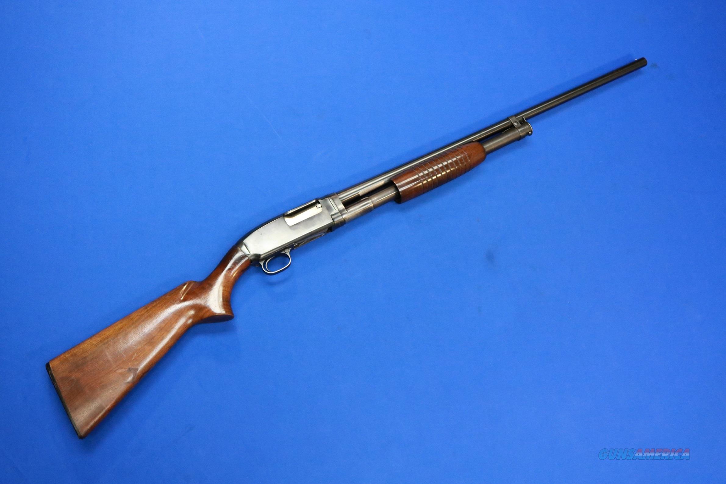 WINCHESTER MODEL 12 PUMP 16 GAUGE - 1960 Mfg.  Guns > Shotguns > Winchester Shotguns - Modern > Pump Action > Hunting