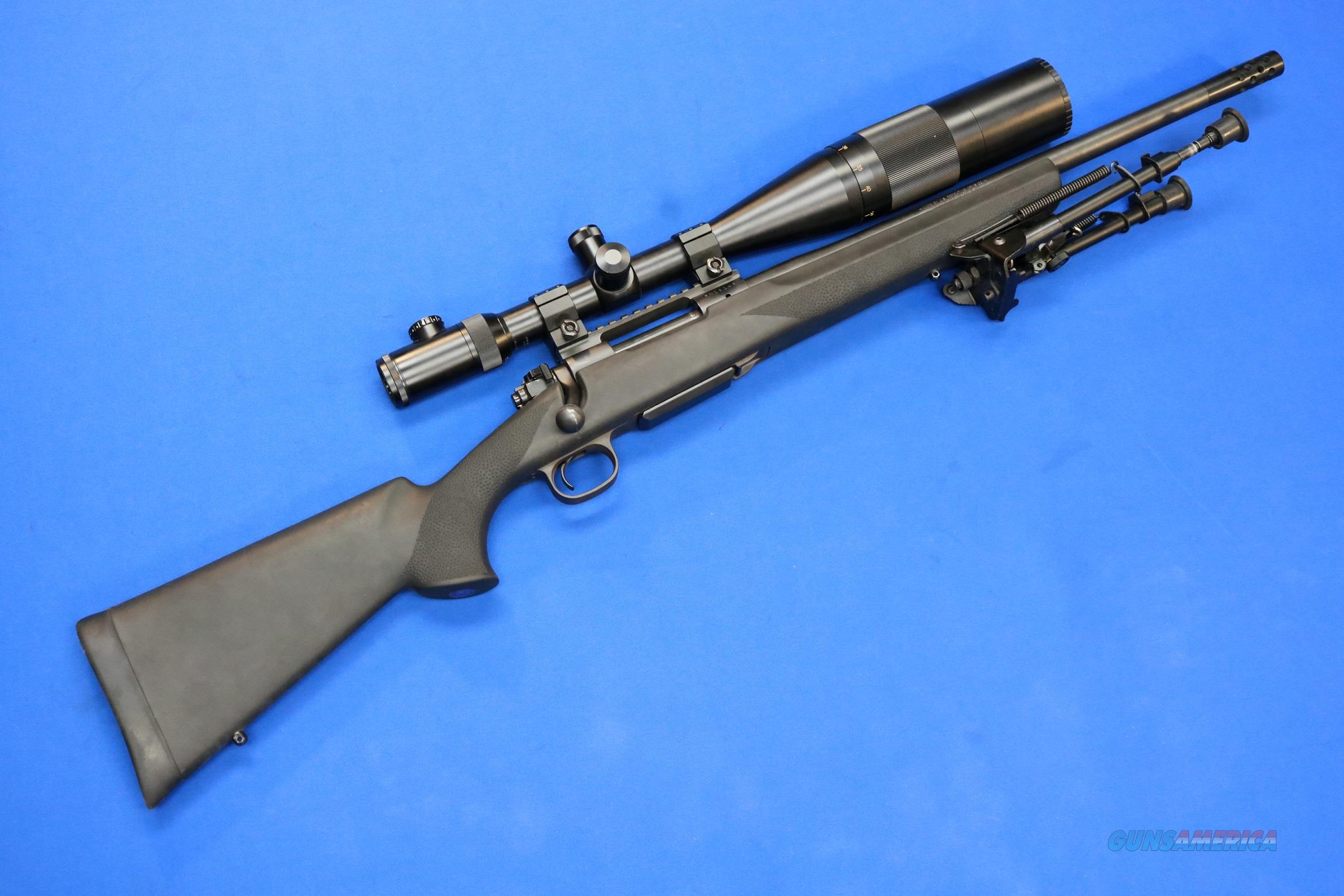 FN PATROL BOLT RIFLE .308 WIN w/NIGHT FORCE SCOPE  Guns > Rifles > FNH - Fabrique Nationale (FN) Rifles > Bolt action > Tactical