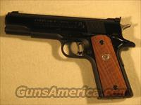 COLT 1911 GOLD CUP NATIONAL MATCH 70 series .45 ACP  Guns > Pistols > Colt Automatic Pistols (1911 & Var)