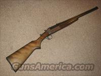 STEVENS 22-410 OVER/UNDER RIFLE SHOTGUN COMBO  Guns > Rifles > Stevens Rifles