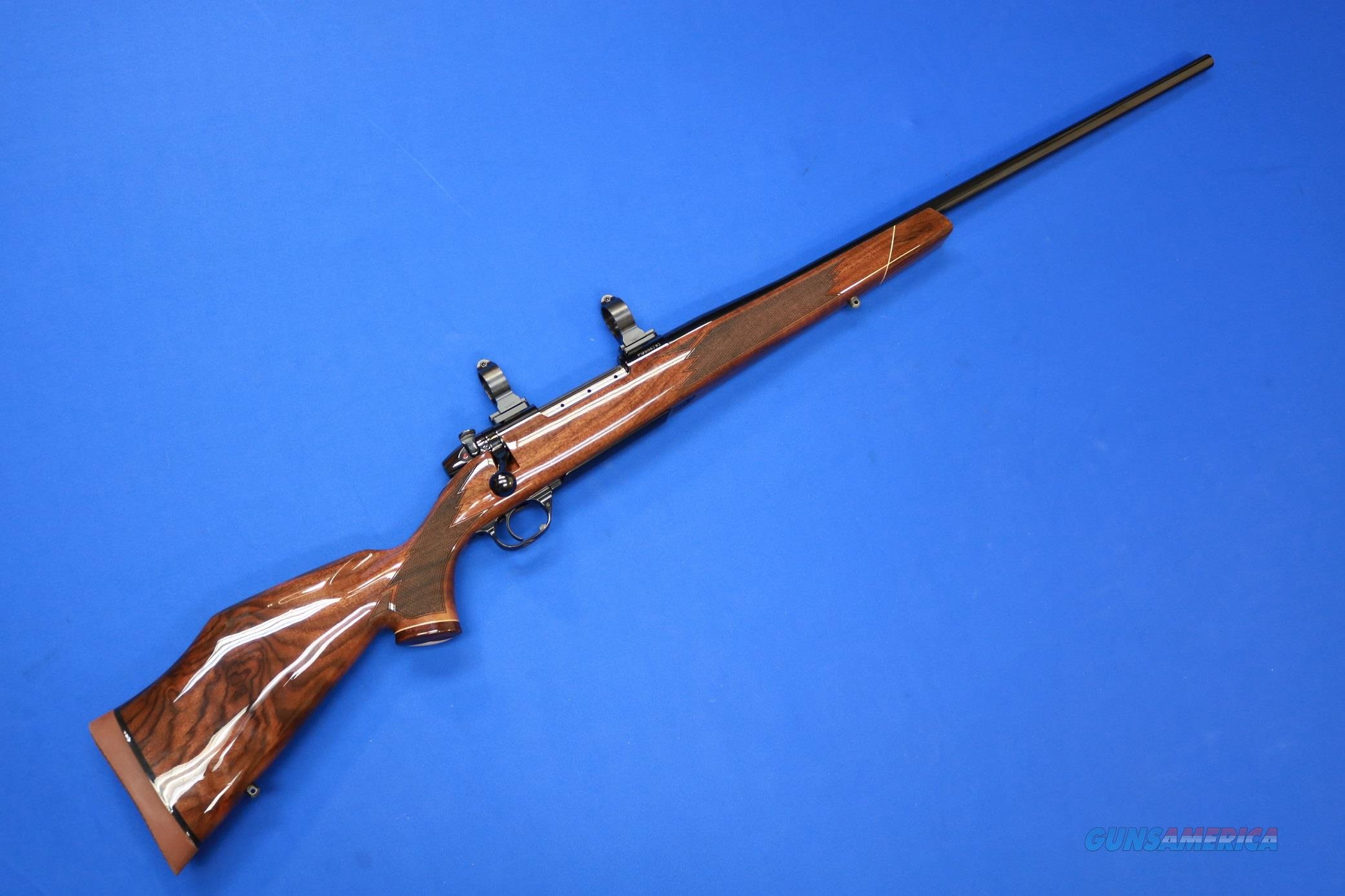 WEATHERBY MARK V DELUXE .270 WBY MAG w/TALLEY RINGS  Guns > Rifles > Weatherby Rifles > Sporting