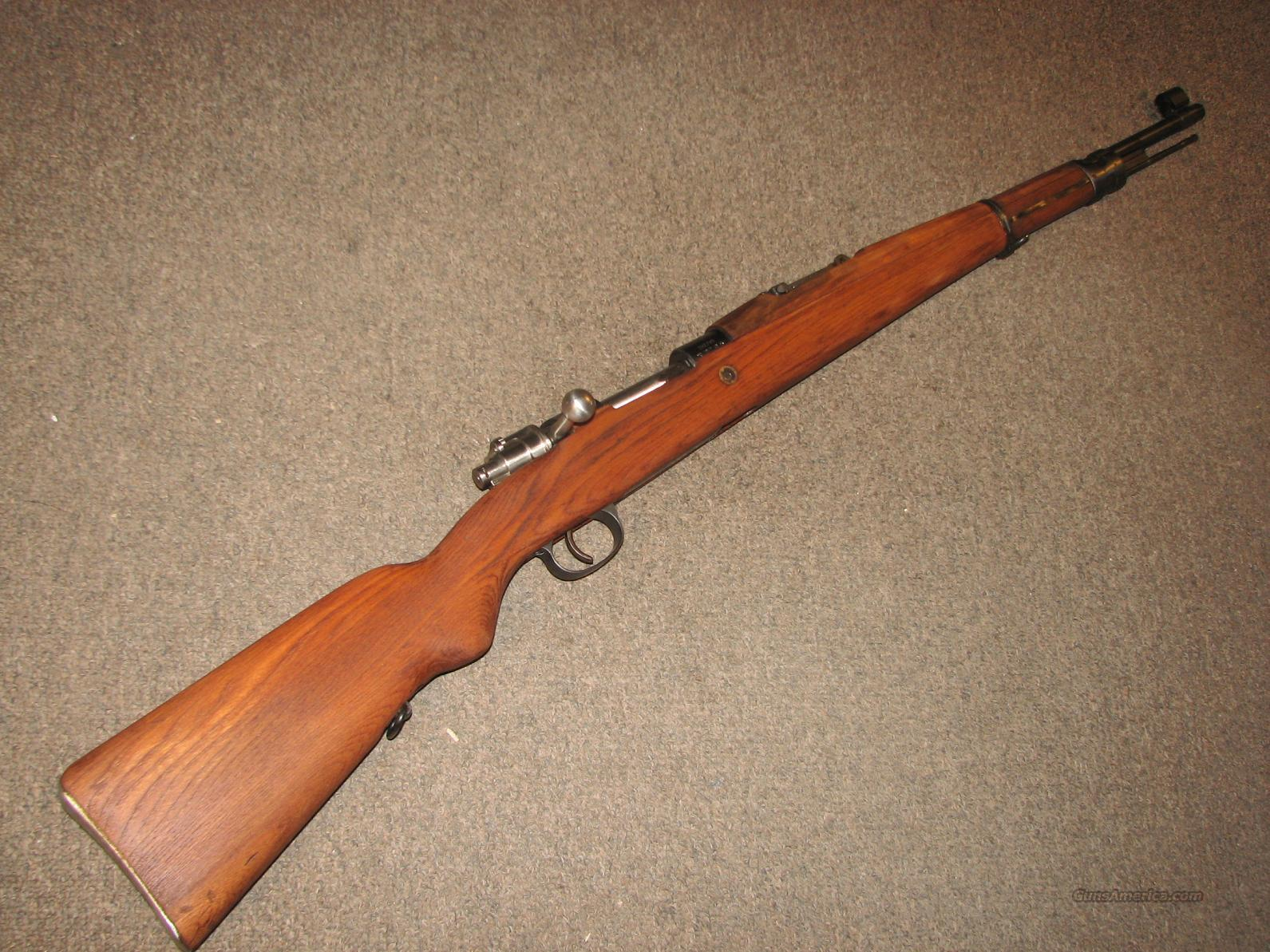 YUGO MAUSER 98 MODEL 24/47 8X57mm MAUSER  Guns > Rifles > Mauser Rifles > German