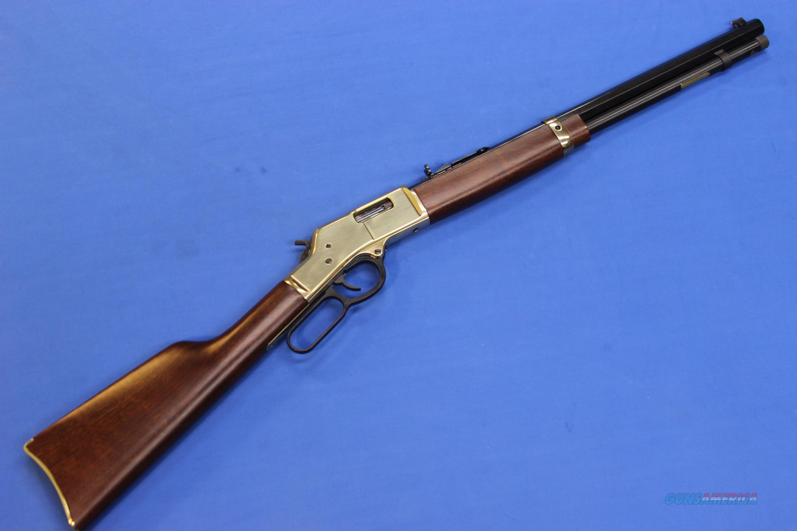 HENRY REPEATING ARMS BIG BOY .45 COLT w/BOX  Guns > Rifles > Henry Rifle Company