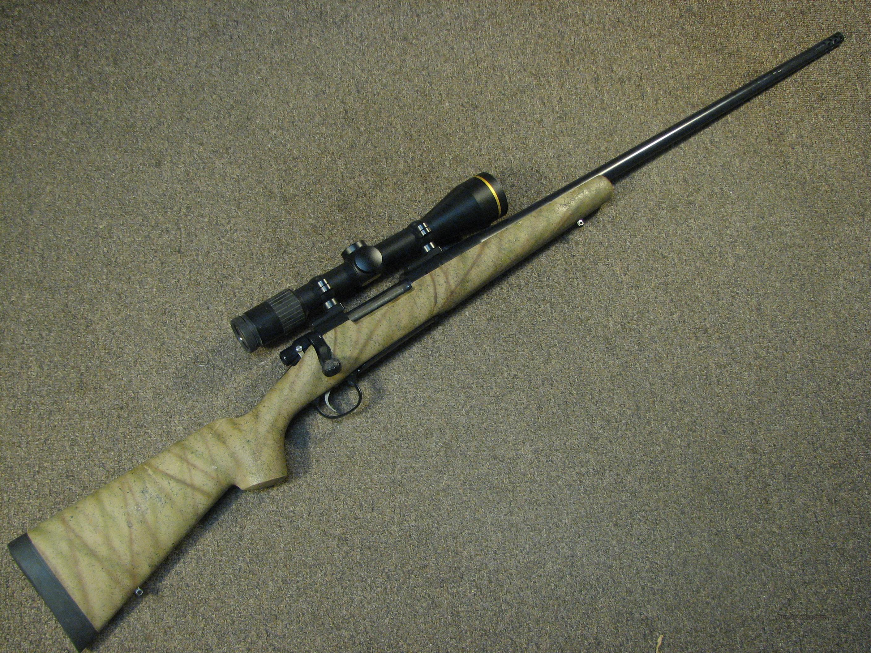 Remington 700 Gilbreath Custom 300 Rem Ultra Mag