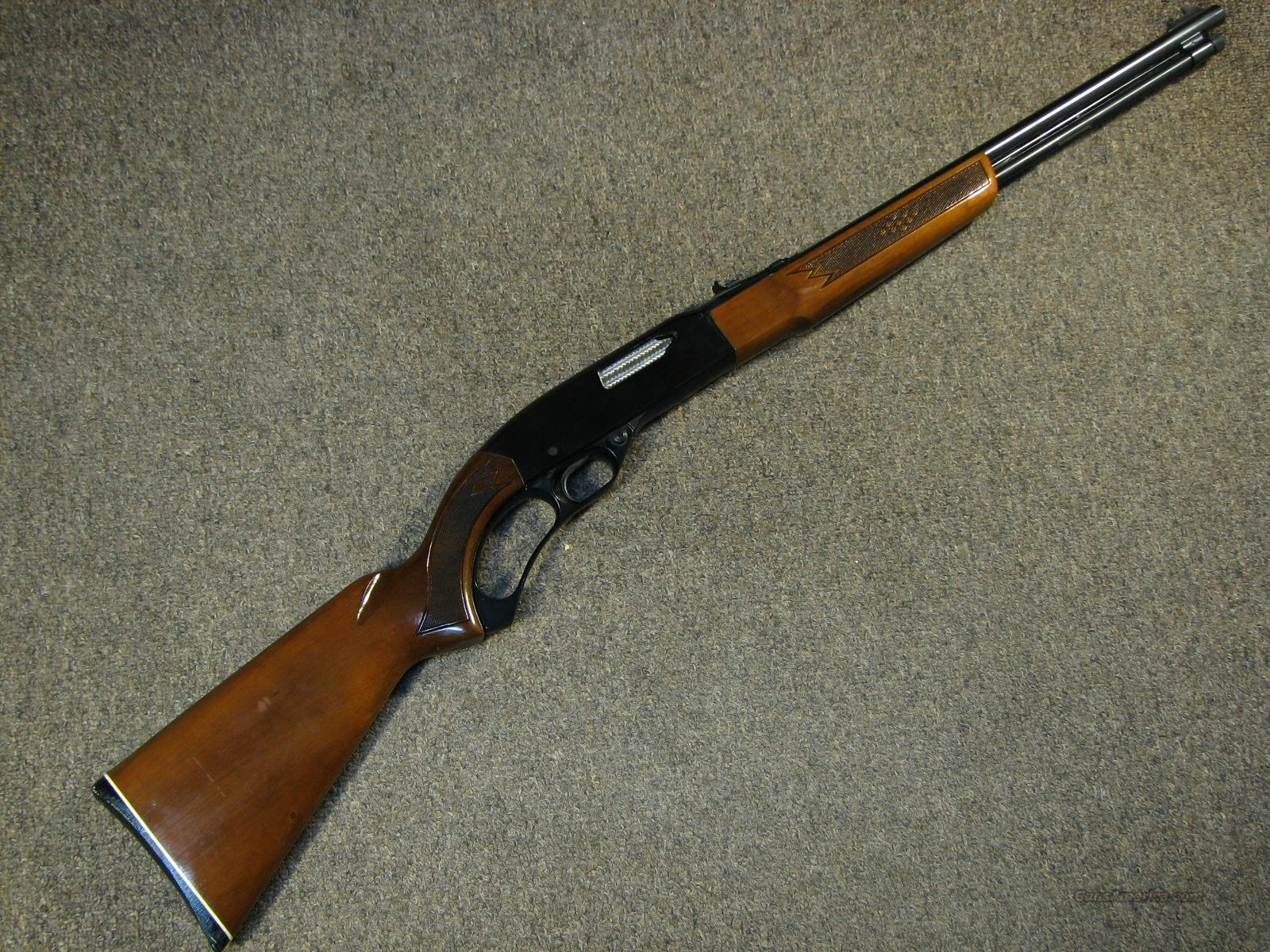 WINCHESTER 255 LEVER ACTION .22 MAG  Guns > Rifles > Winchester Rifles - Modern Lever > Other Lever > Pre-64