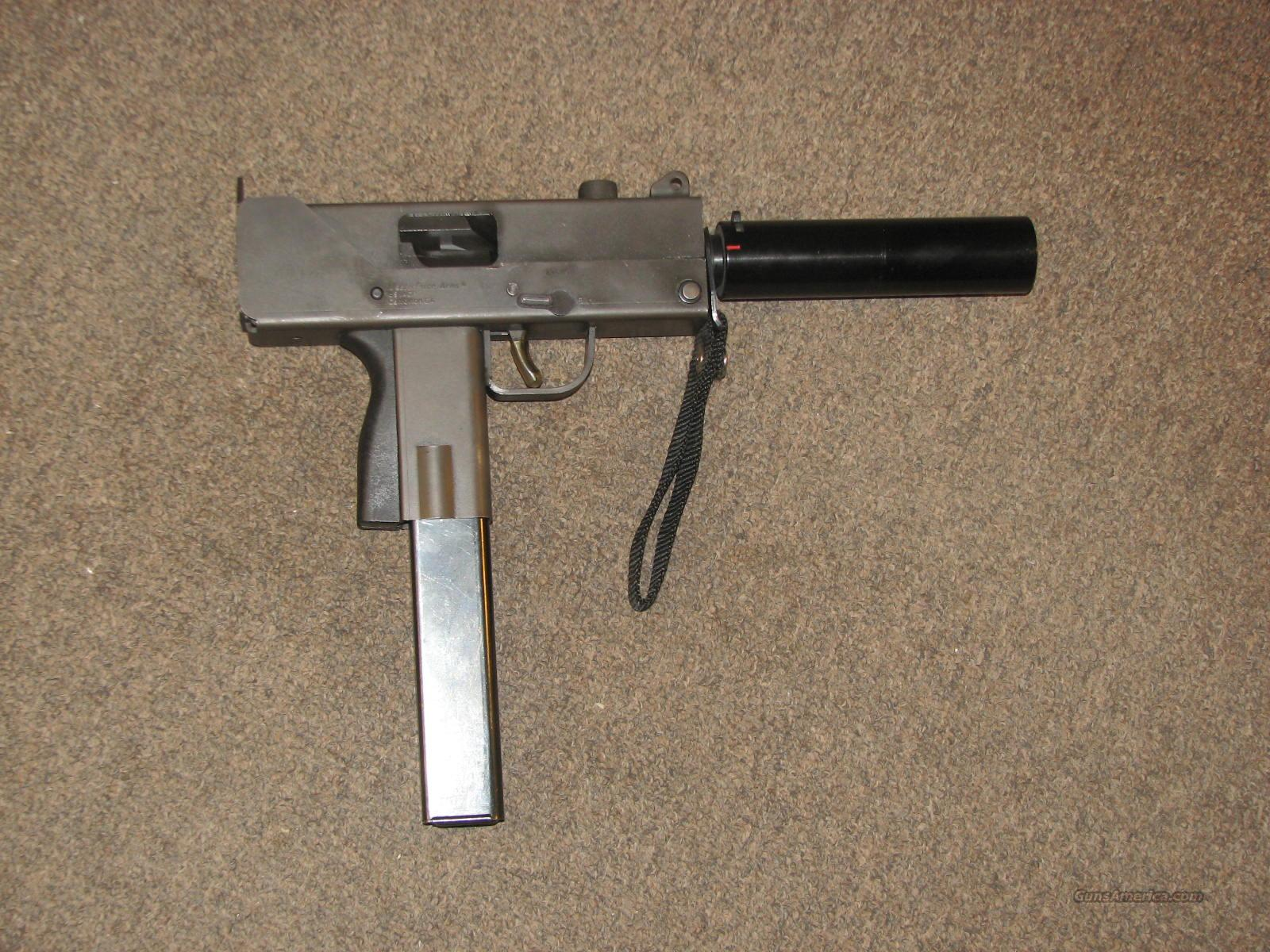 Images of Mac 10 Machine Gun For Sale - #rock-cafe