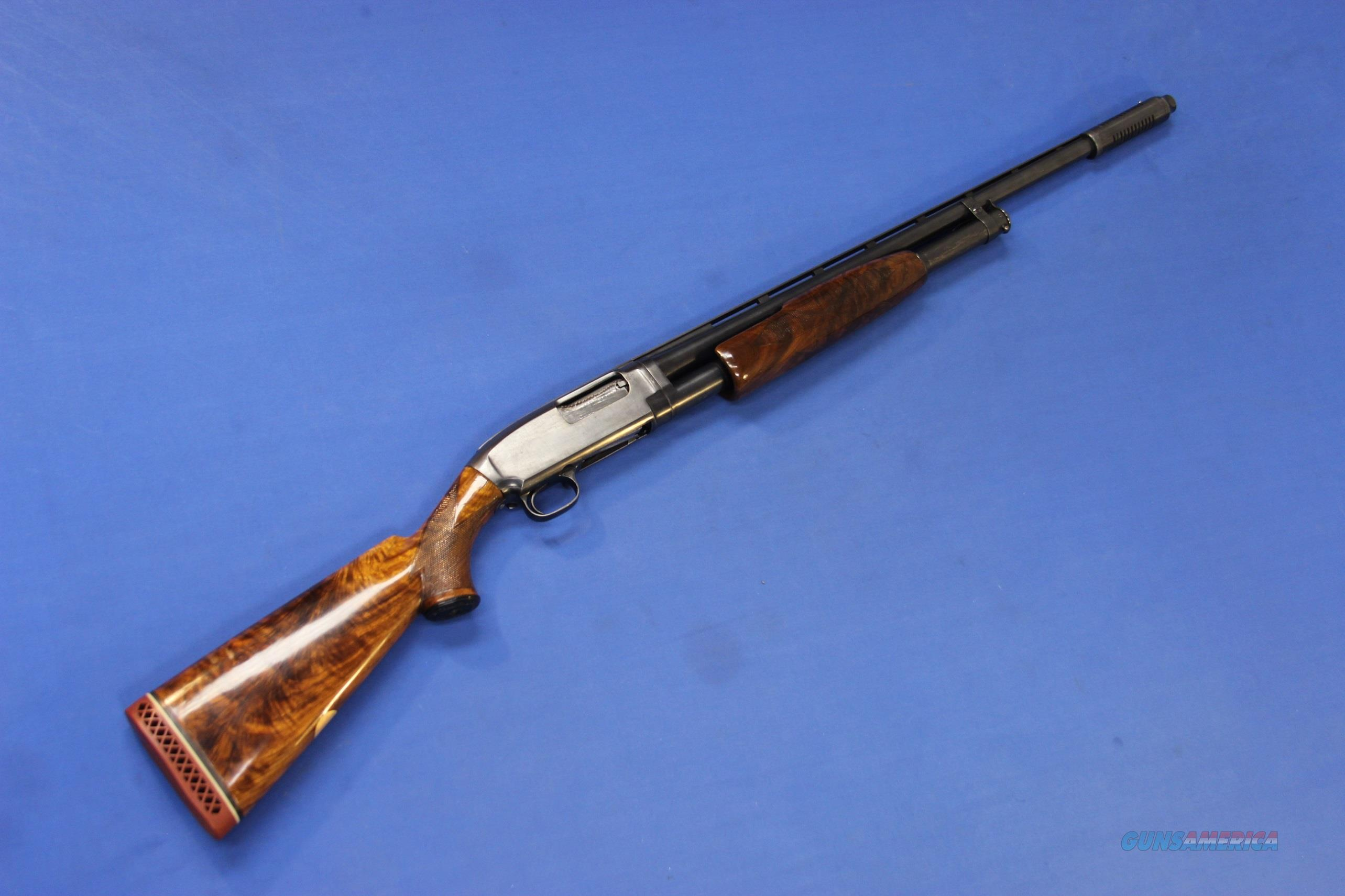 WINCHESTER MODEL 12 PIGEON GRADE 20 GA Factory VR!  Guns > Shotguns > Winchester Shotguns - Modern > Pump Action > Hunting