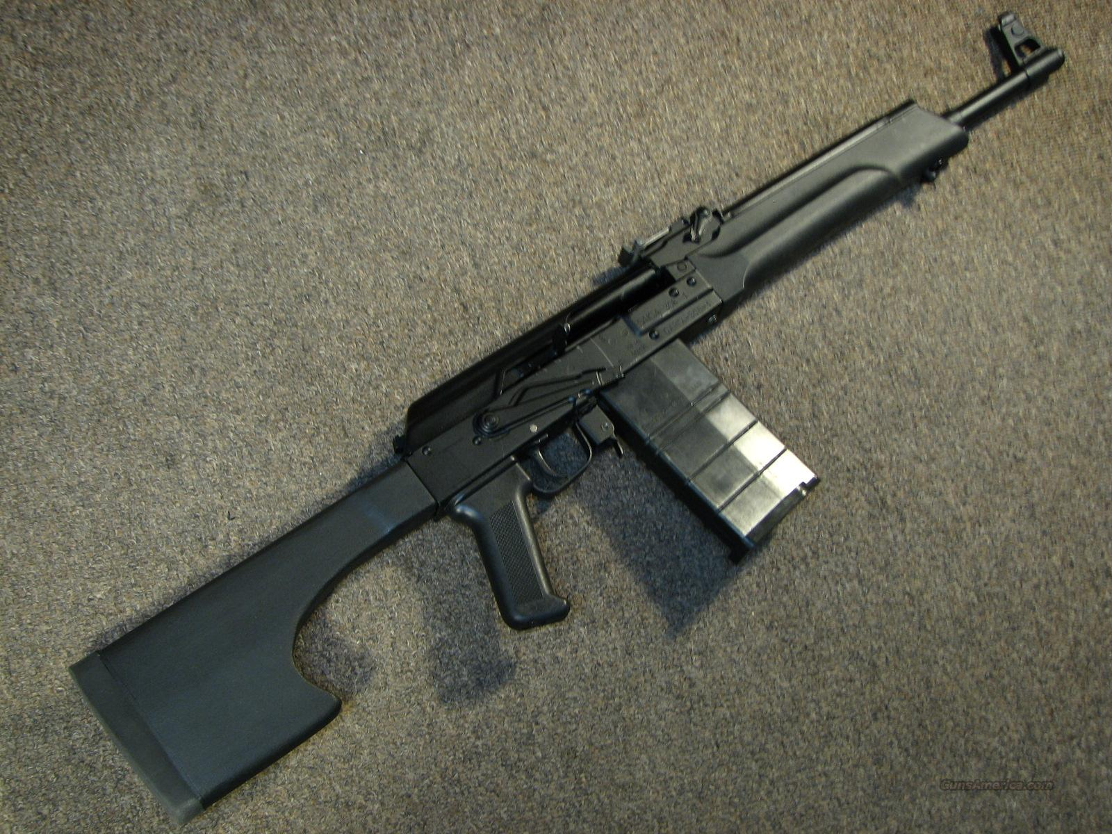SAIGA .308 RIFLE for sale