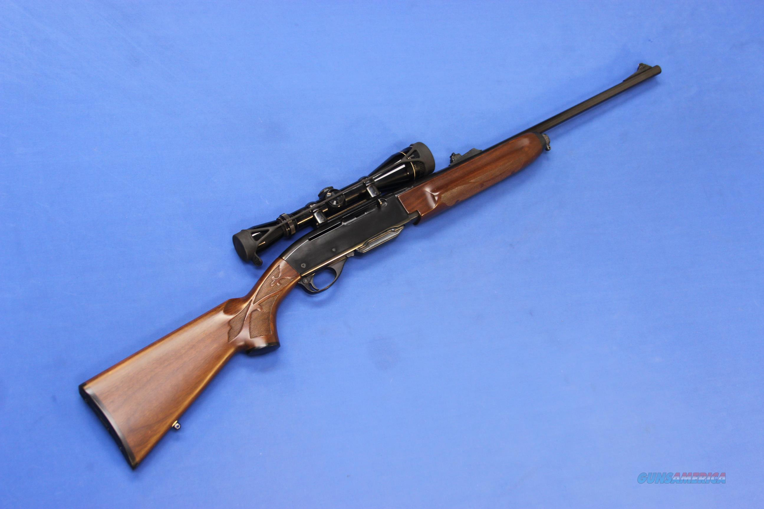 Remington 7400  270 Win W  Leupold