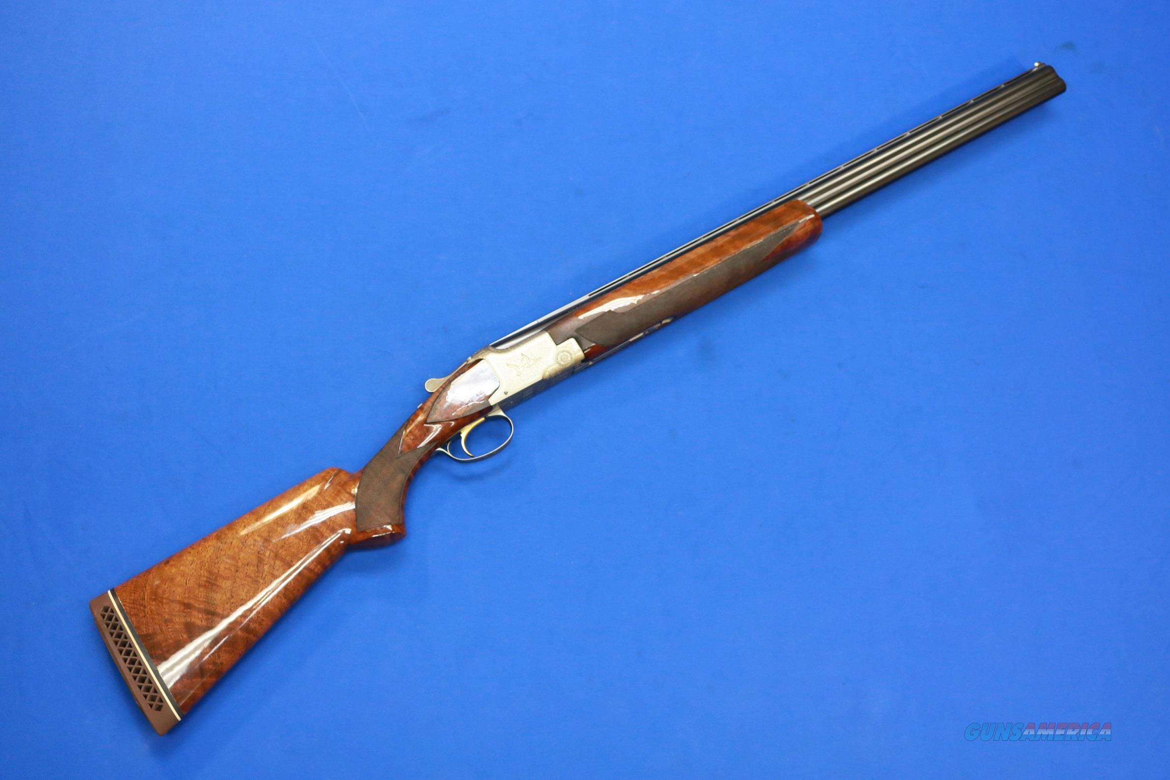 BROWNING SUPERPOSED PIGEON GRADE 20 GAUGE 1970  Guns > Shotguns > Browning Shotguns > Over Unders > Belgian Manufacture