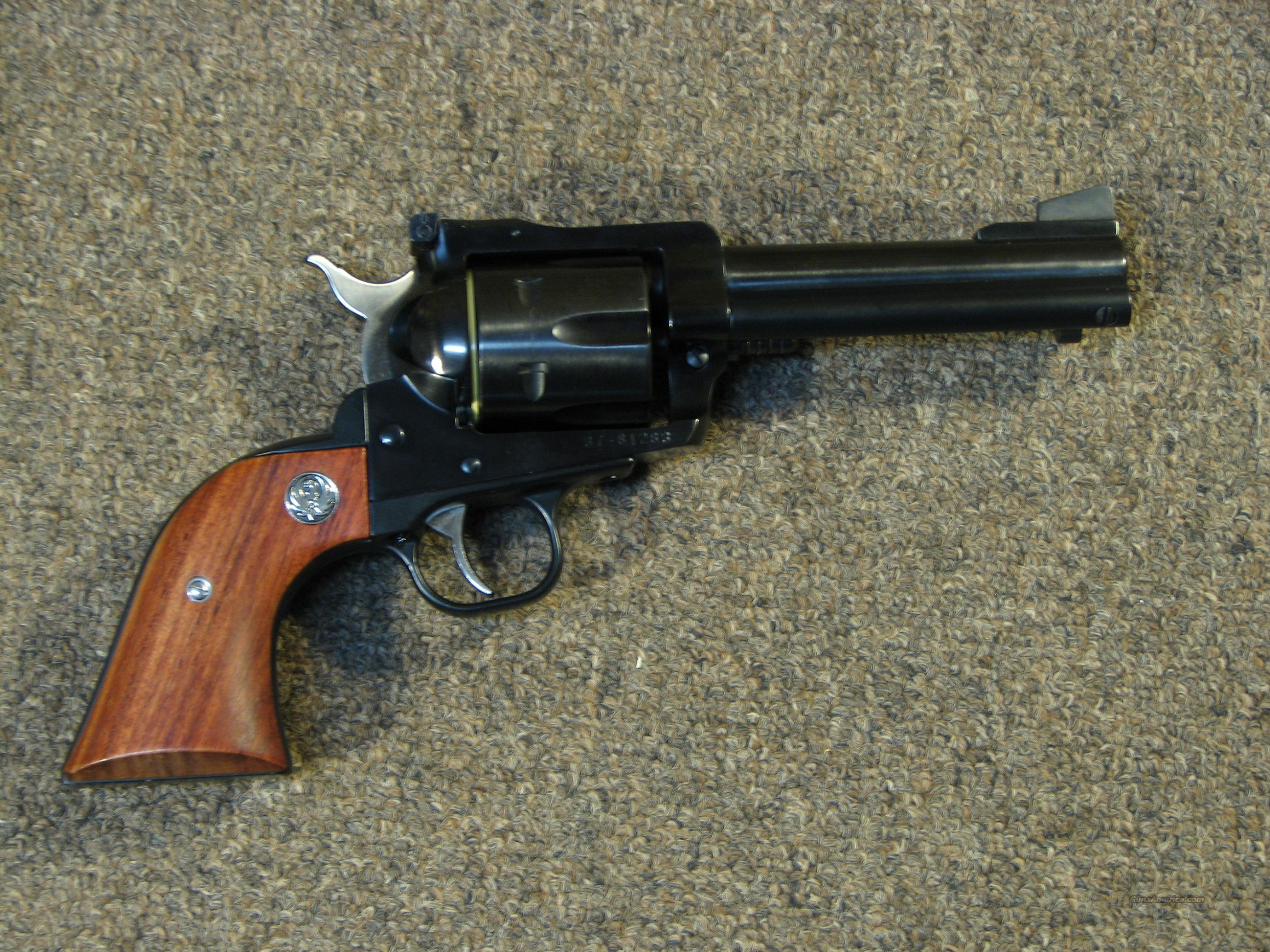 RUGER BLACKHAWK .357/ 9mm CONVERSION - LIKE NEW!  Guns > Pistols > Ruger Single Action Revolvers > Blackhawk Type