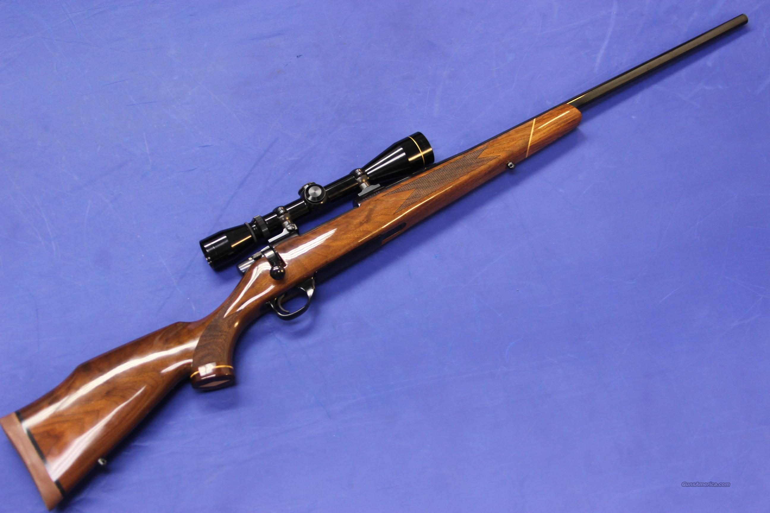 Weatherby Vanguard Deluxe 300 Wby Mag W Scope For Sale
