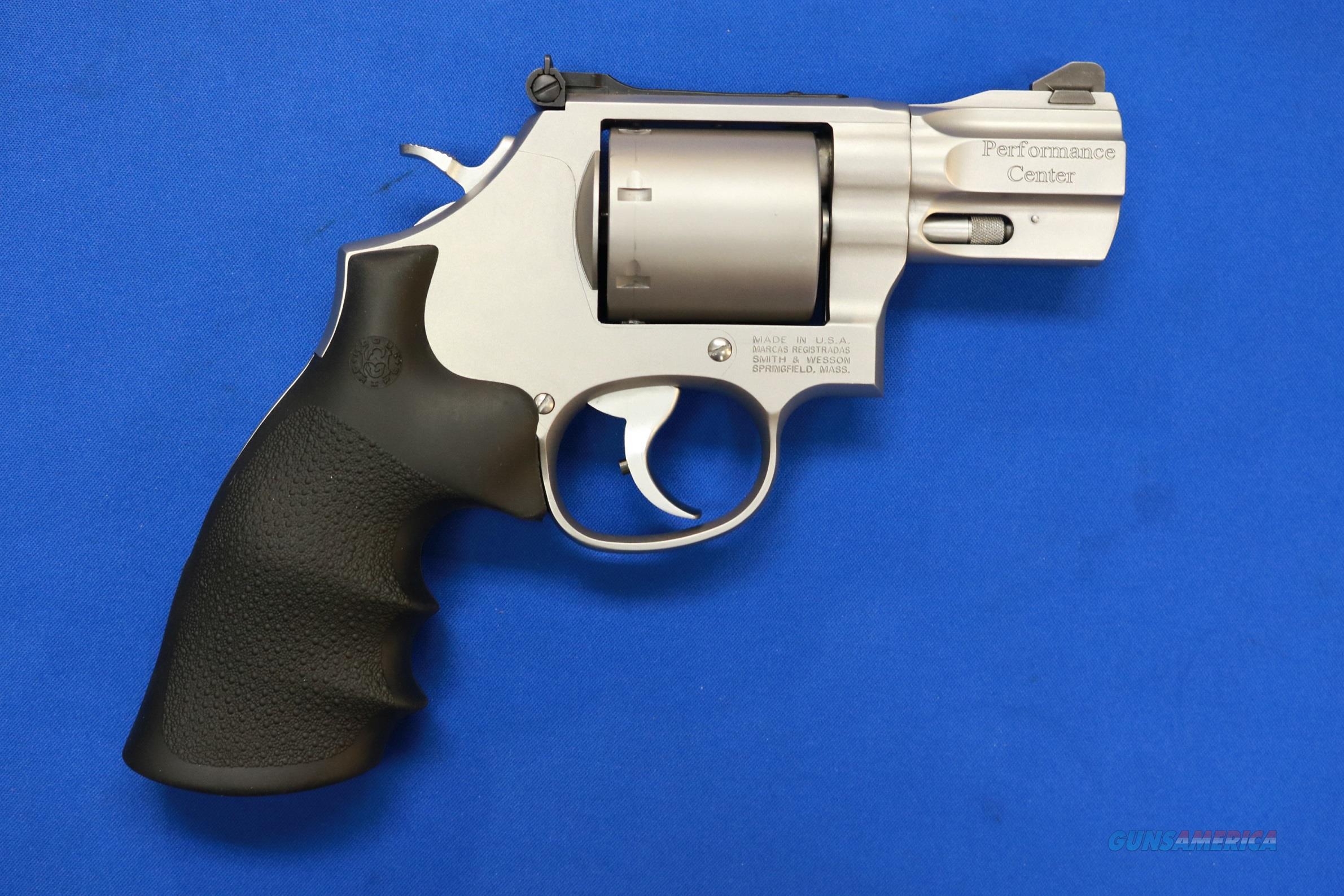 SMITH & WESSON 686 PERFORMANCE CENTER 7x .357 MA  Guns > Pistols > Smith & Wesson Revolvers > Performance Center