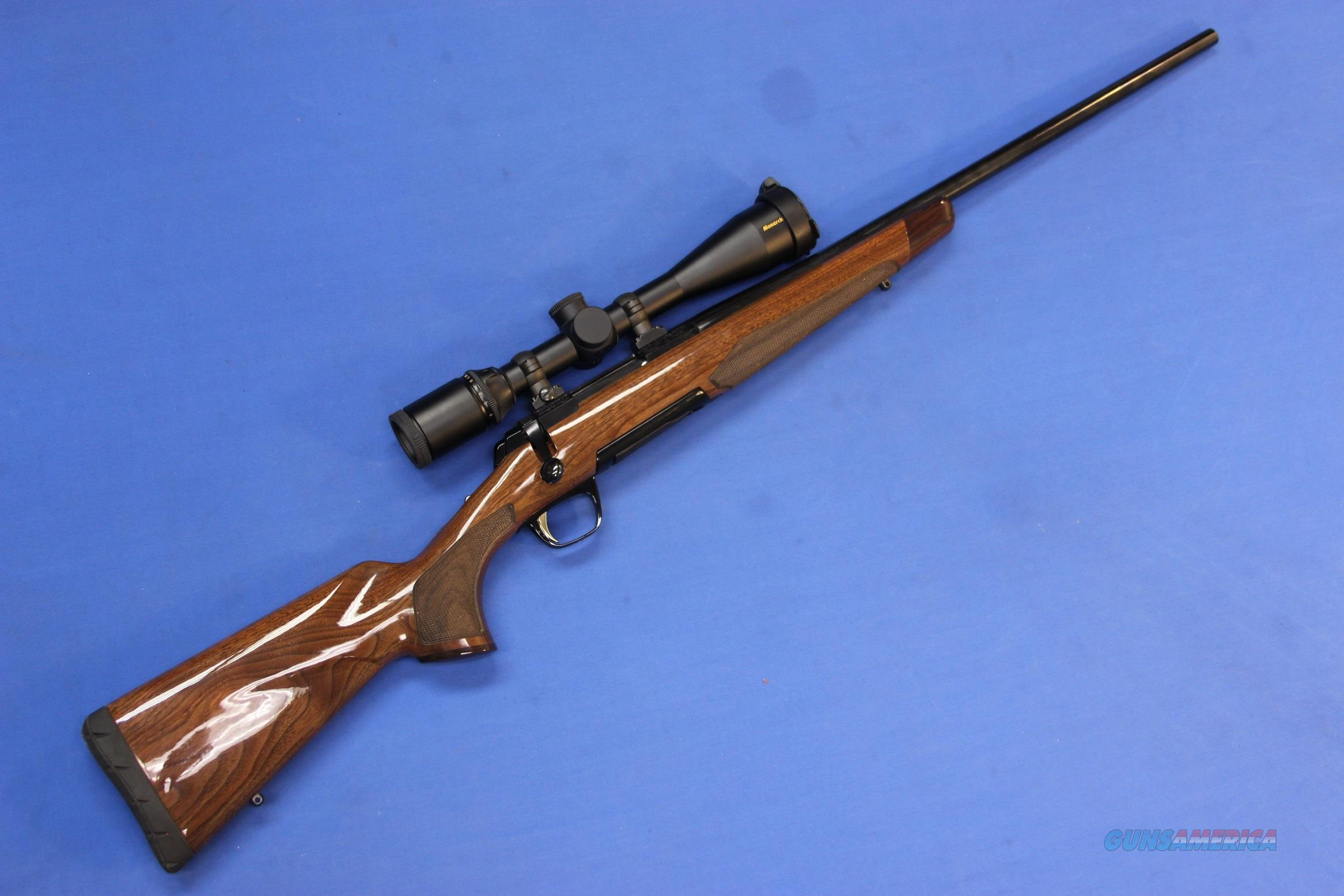 BROWNING X-BOLT MEDALLION .22-250 REM w/NIKON MONARCH  Guns > Rifles > Browning Rifles > Bolt Action > Hunting > Blue