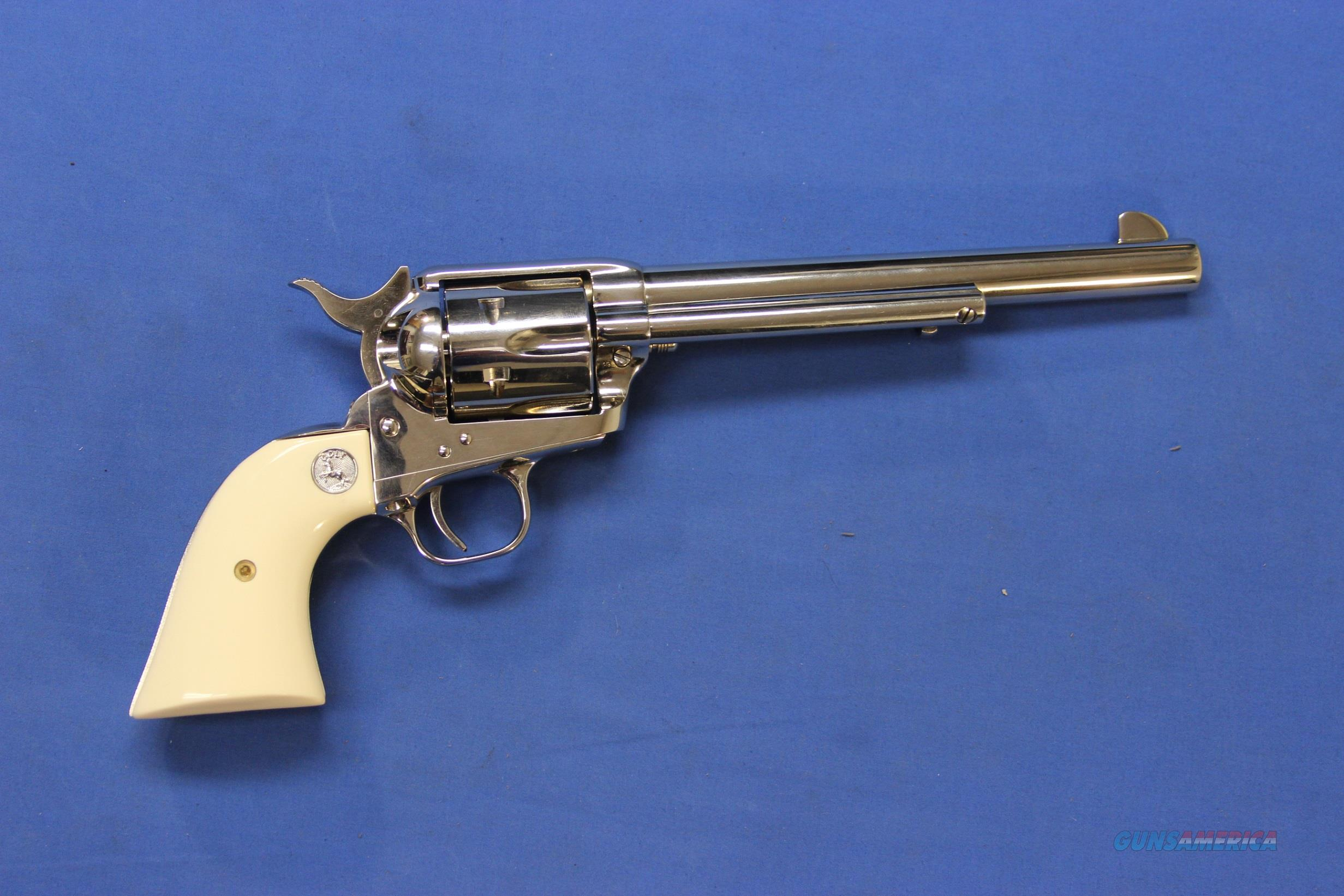 COLT SINGLE ACTION ARMY .44 SPECIAL/.44-40 w/BOX  Guns > Pistols > Colt Single Action Revolvers - 3rd Gen.