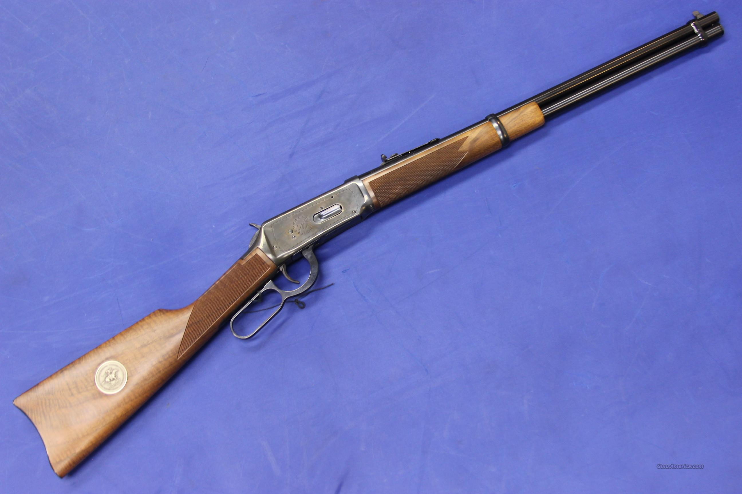 WINCHESTER 94 US BICENTENNIAL .30-30 WIN.   Guns > Rifles > Winchester Rifles - Modern Lever > Model 94 > Post-64