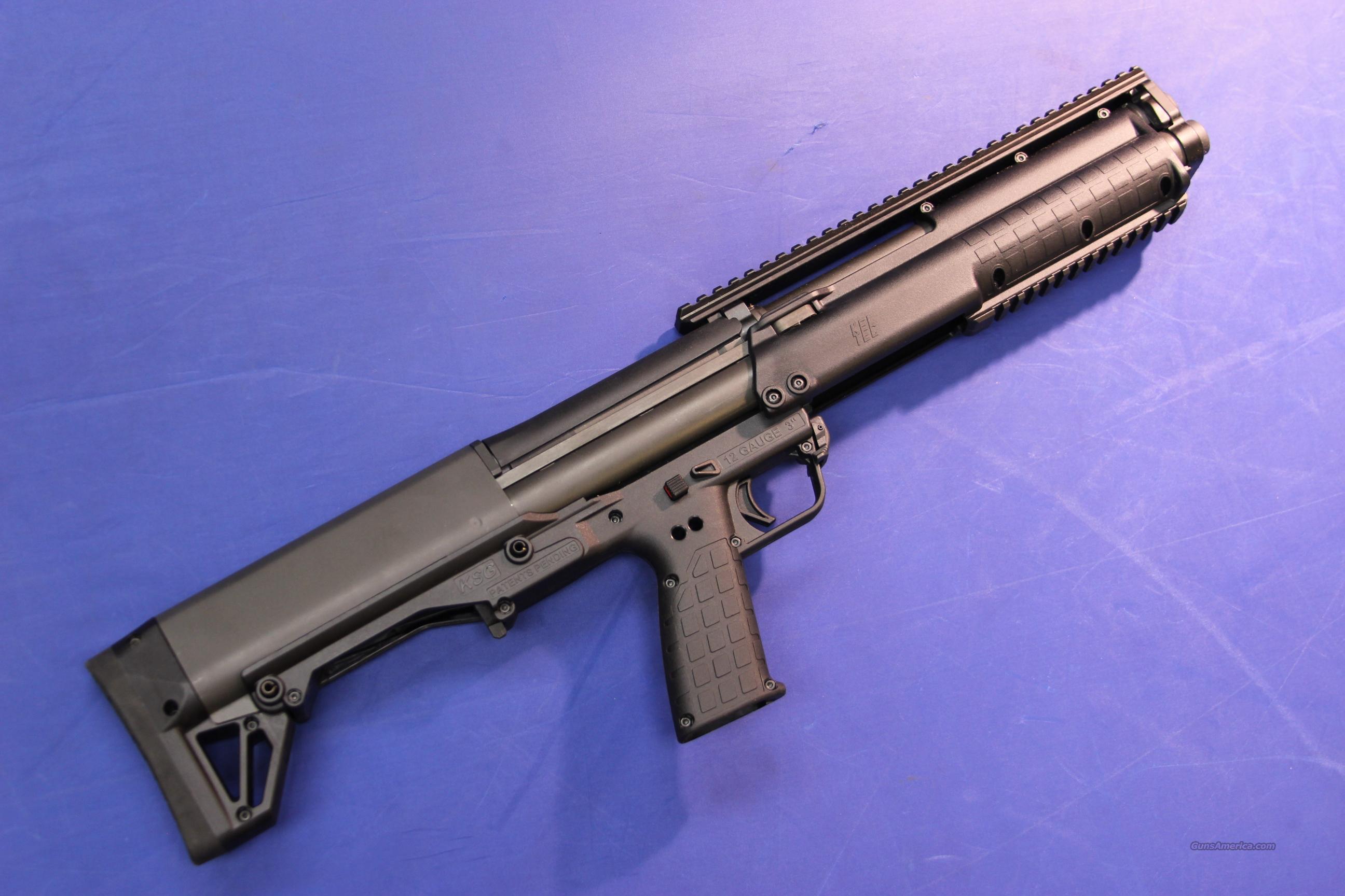 Kel Tec Ksg 12 Gauge Shotgun New For Sale
