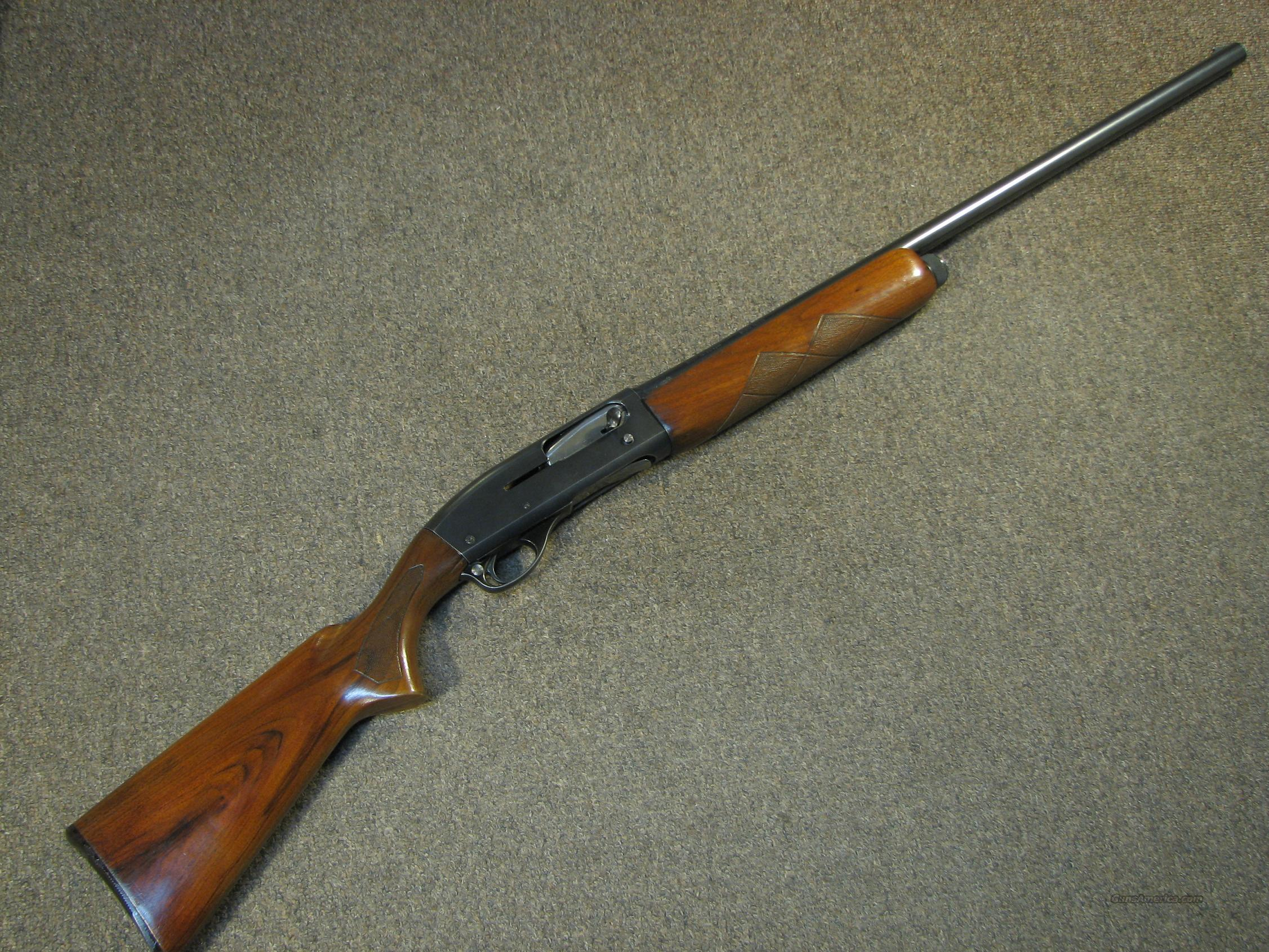 REMINGTON 11-48 12 GAUGE  Guns > Shotguns > Remington Shotguns  > Autoloaders > Hunting